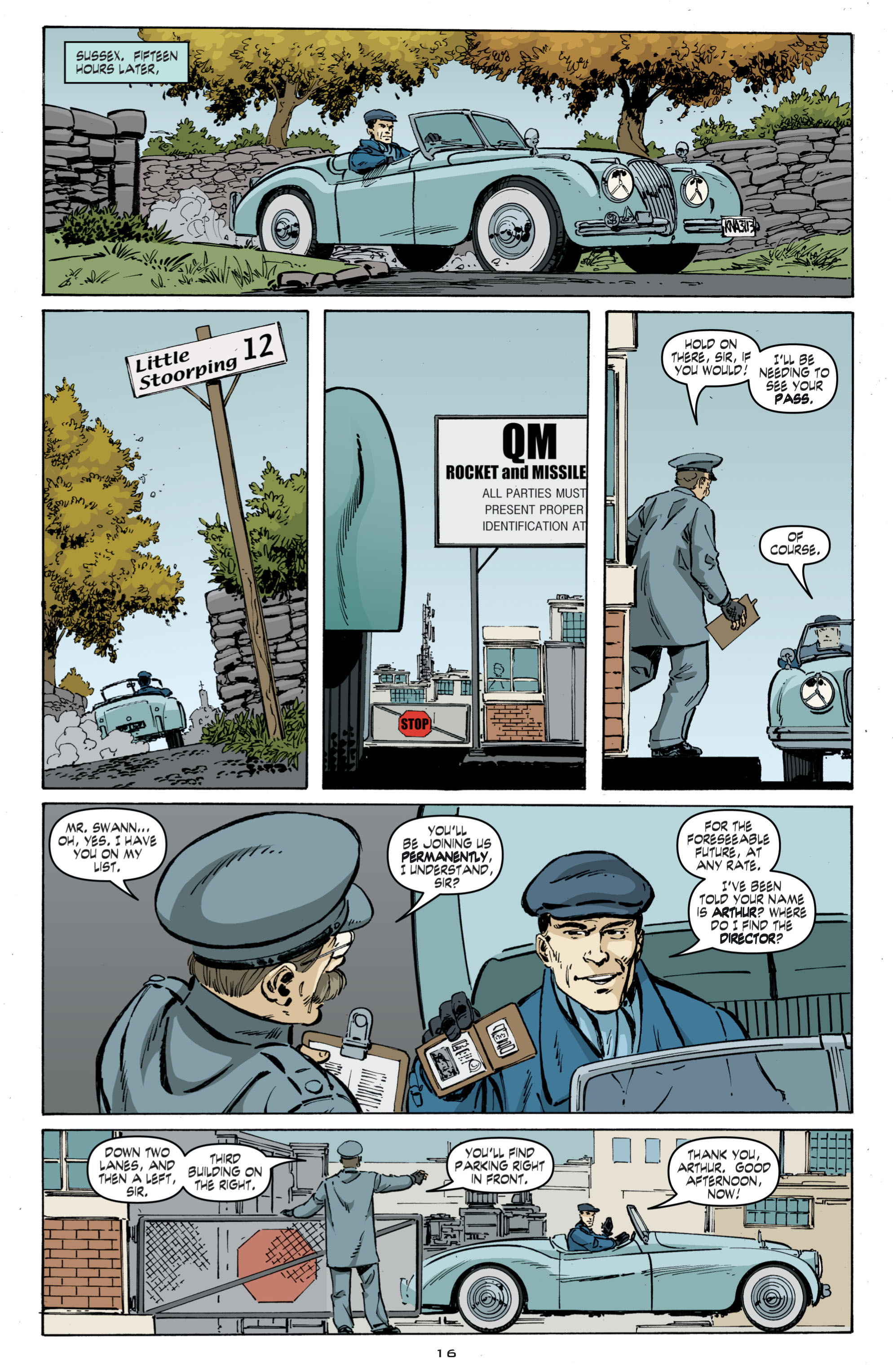 Read online Cold War comic -  Issue # TPB - 24