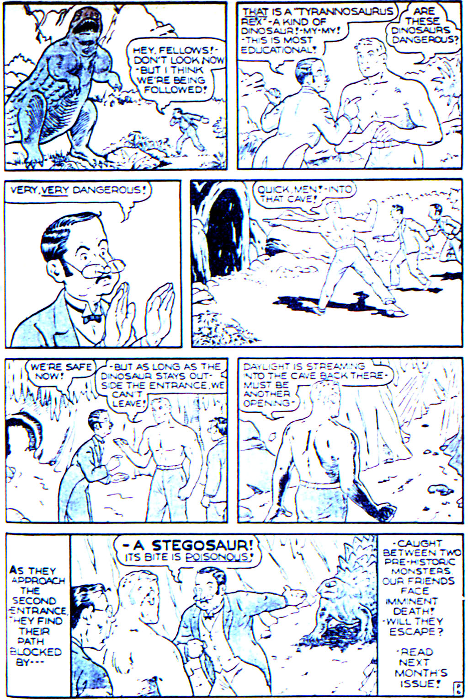 Read online Adventure Comics (1938) comic -  Issue #42 - 33