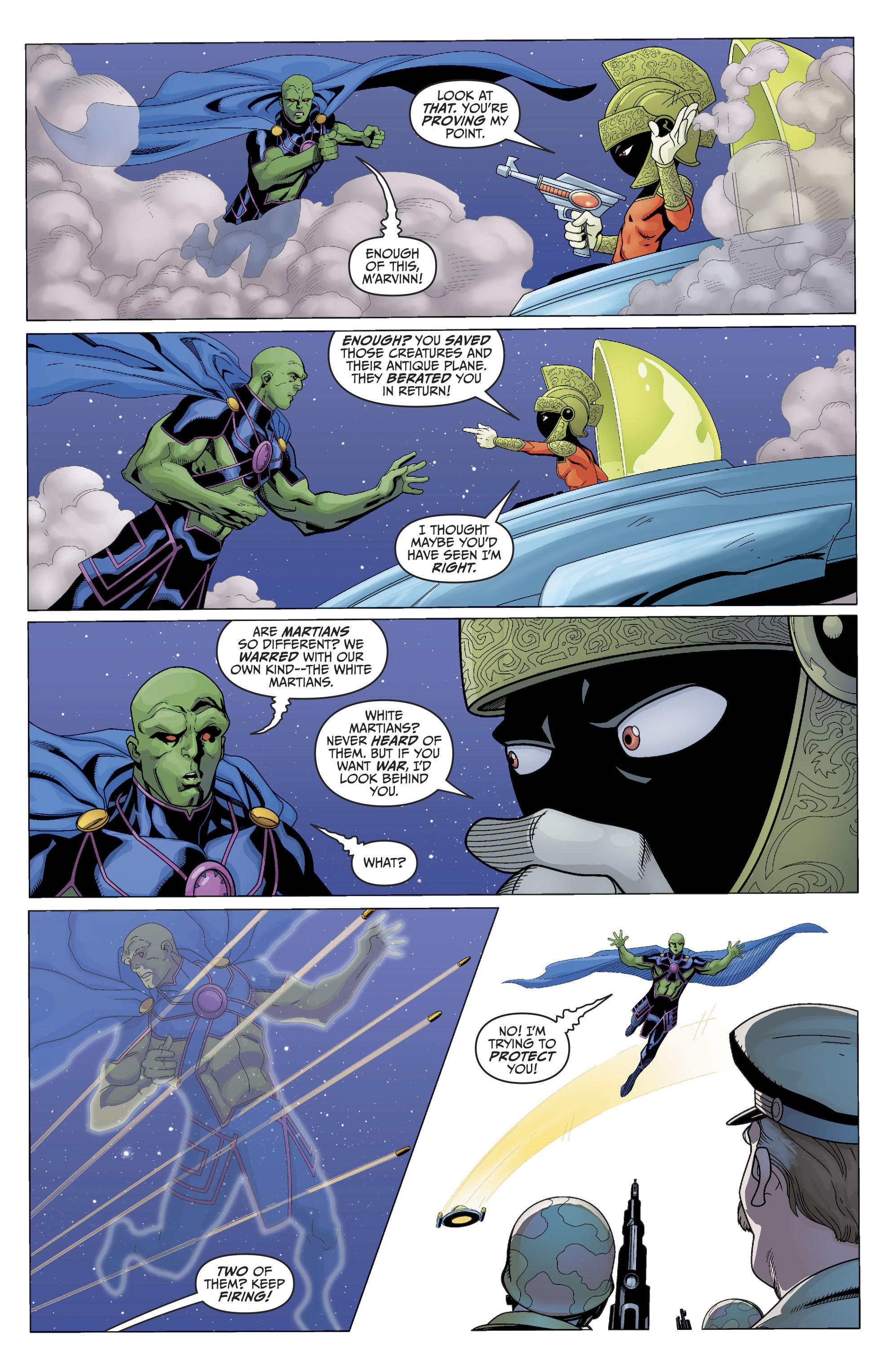 Read online Martian Manhunter/Marvin the Martian Special comic -  Issue # Full - 20