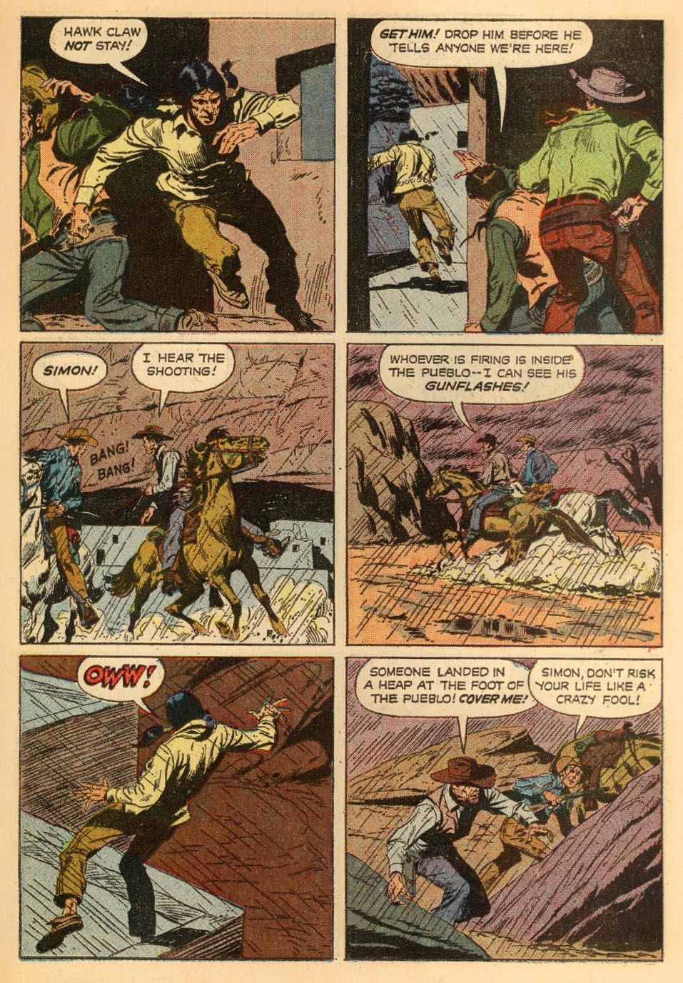 Four Color Comics issue 1077 - Page 11
