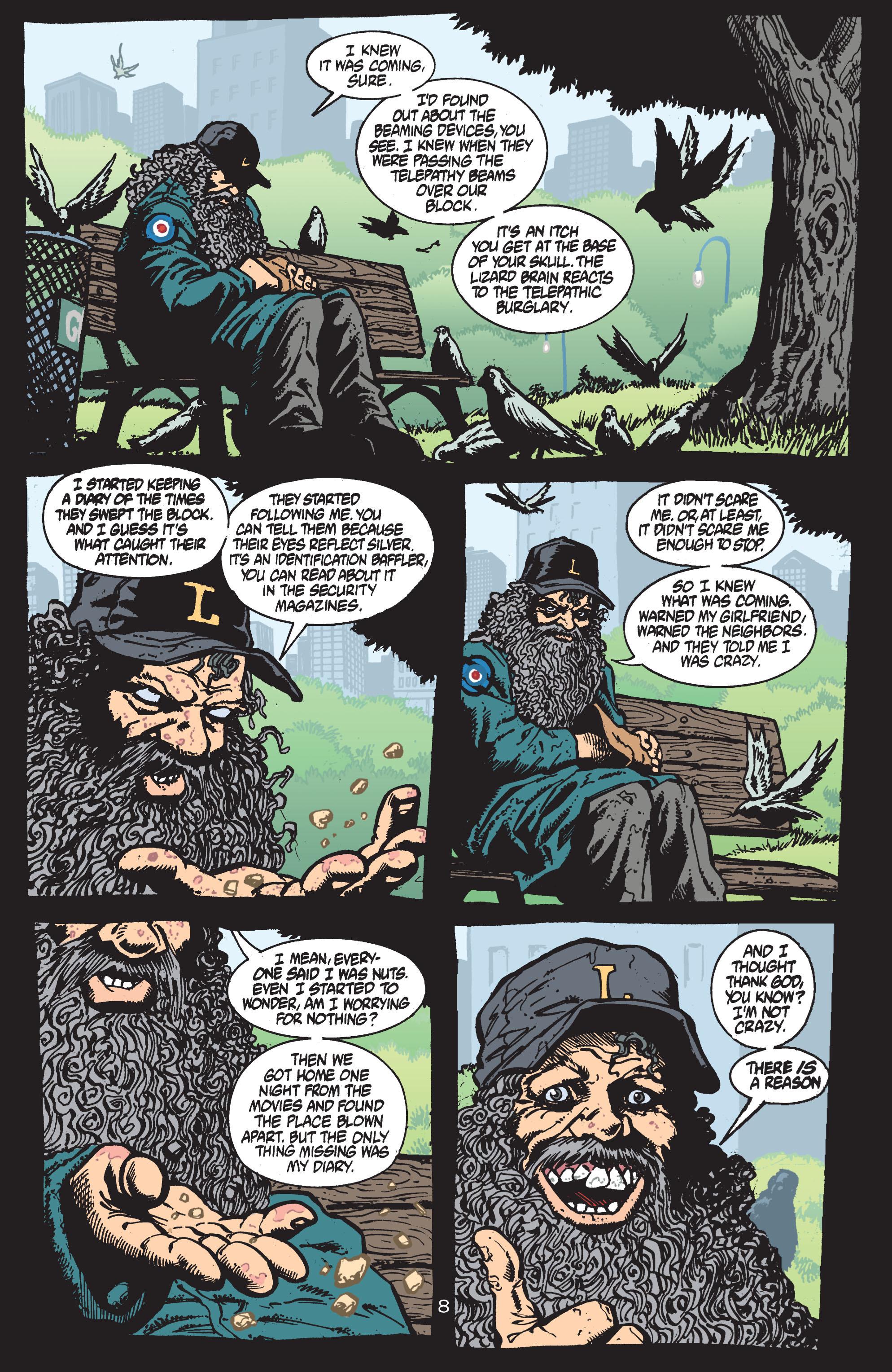 Read online Transmetropolitan comic -  Issue #41 - 9