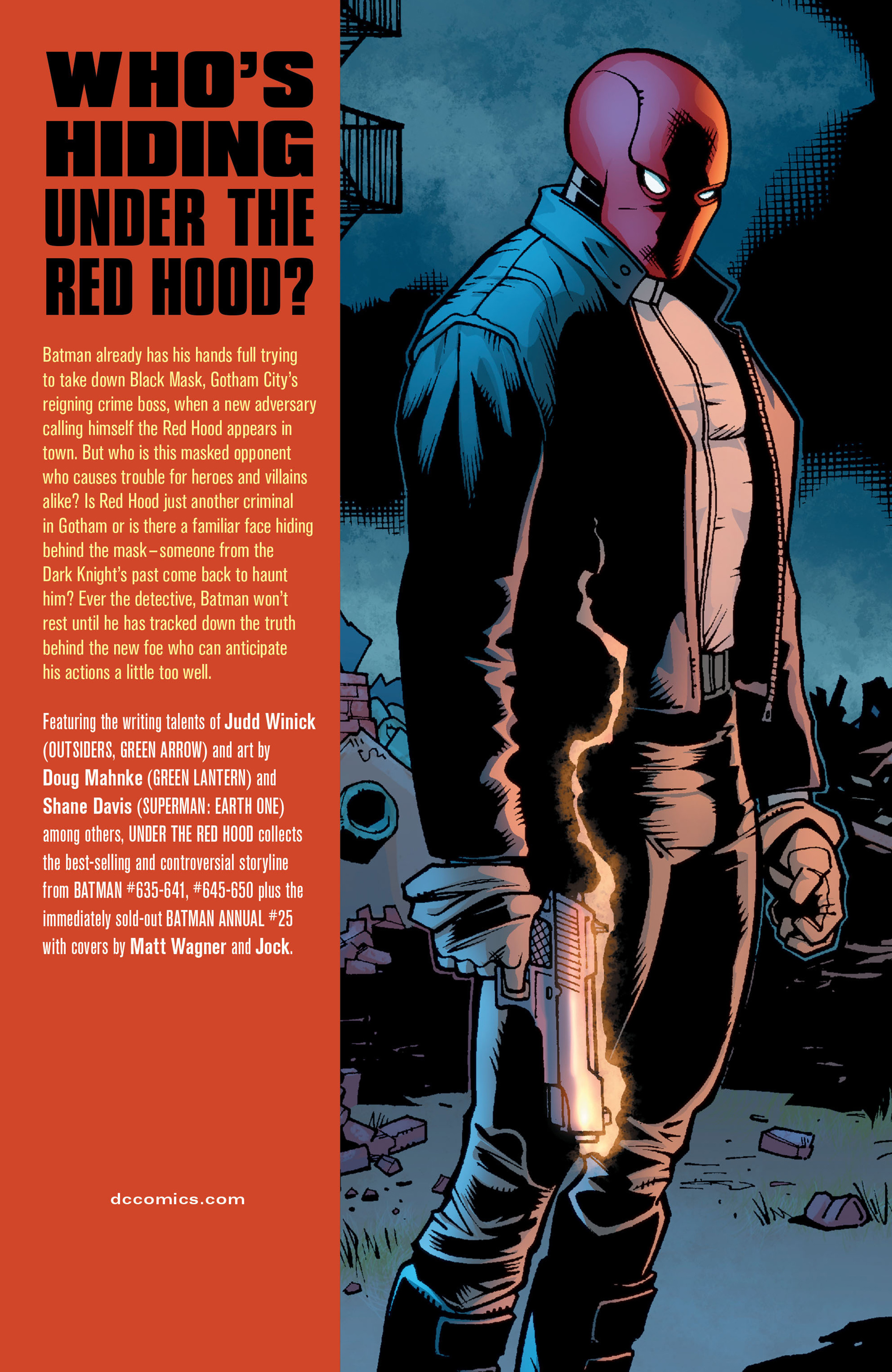 Read online Batman: Under The Red Hood comic -  Issue # Full - 377