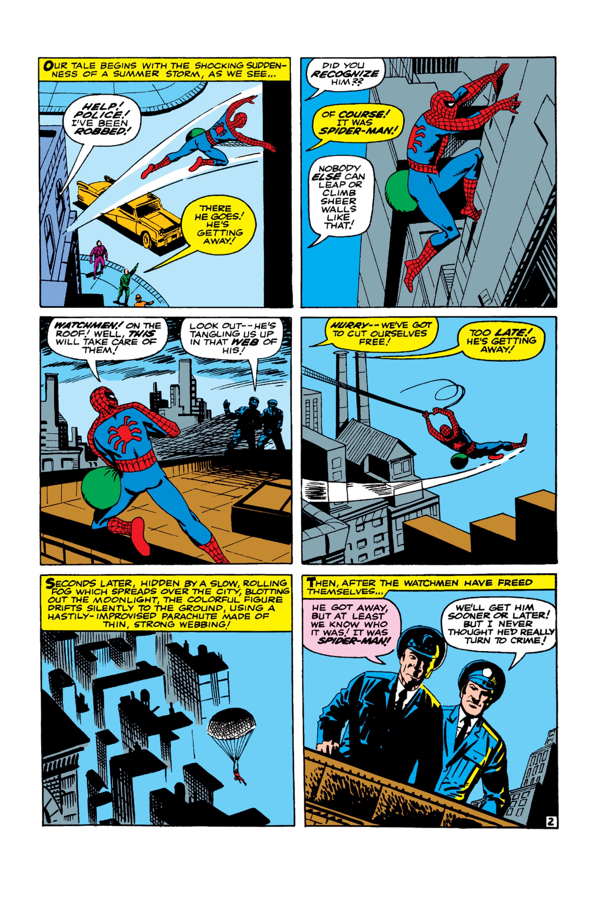 The Amazing Spider-Man (1963) 13 Page 2