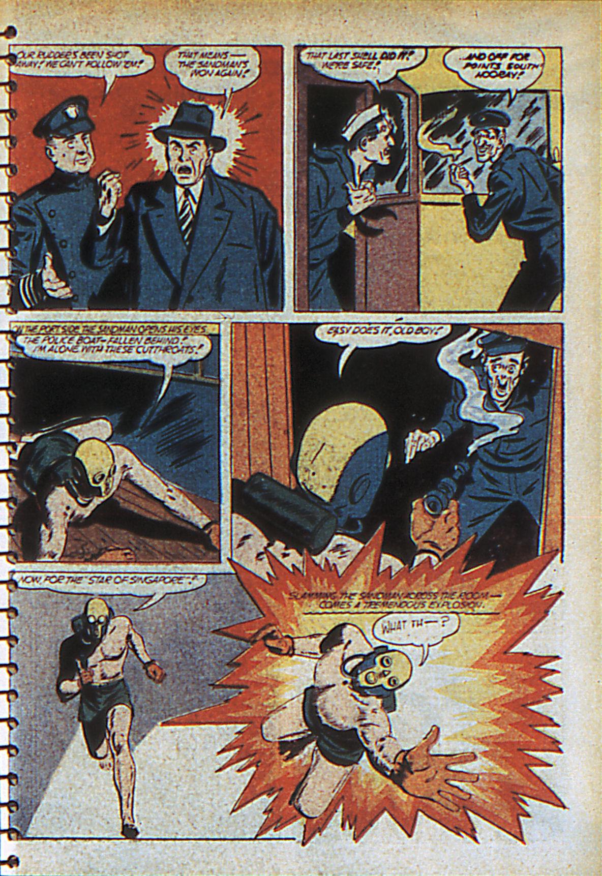 Read online Adventure Comics (1938) comic -  Issue #55 - 64