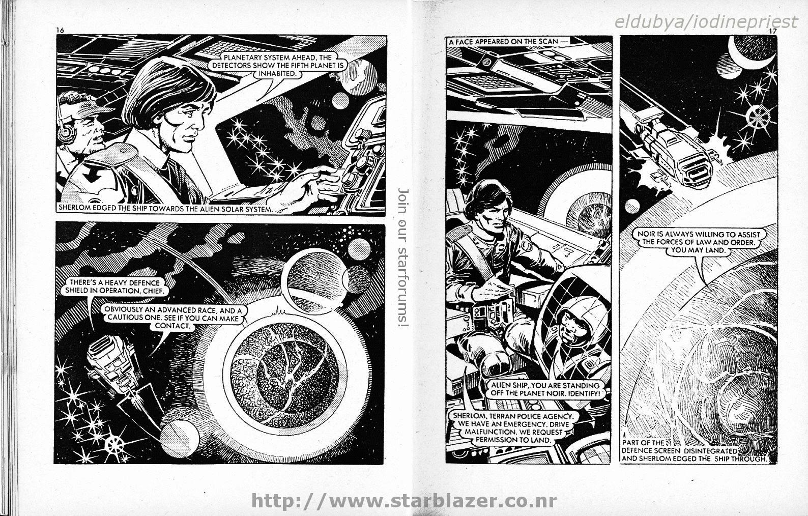 Starblazer issue 97 - Page 10