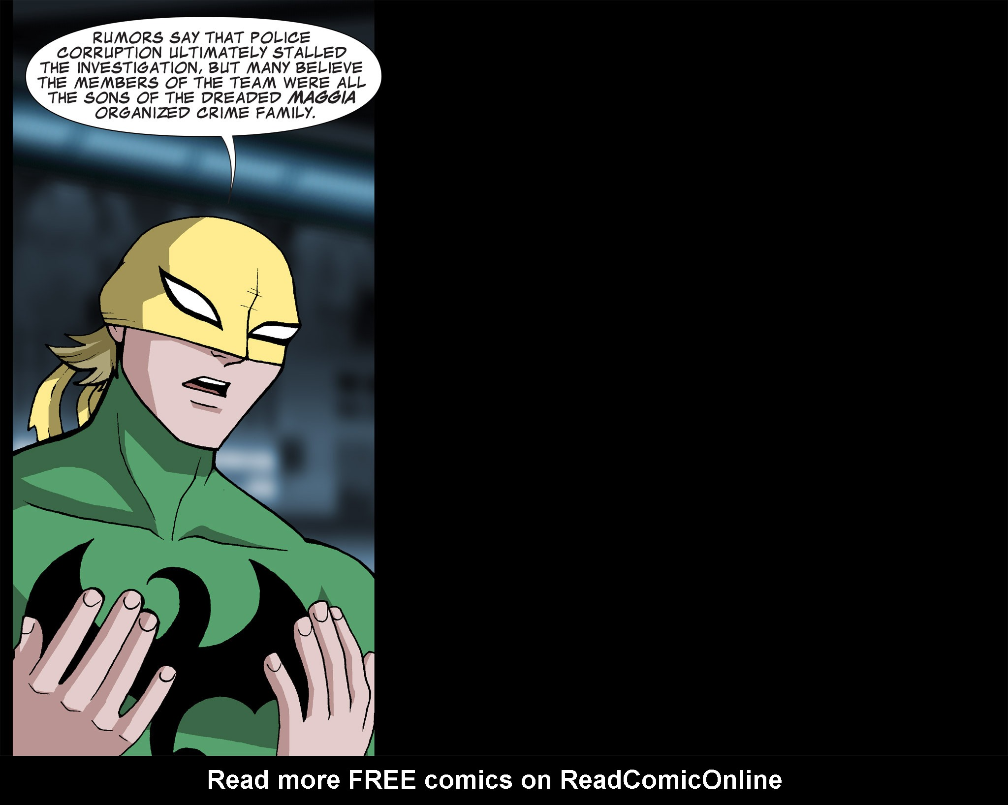 Read online Ultimate Spider-Man (Infinite Comics) (2015) comic -  Issue #21 - 25