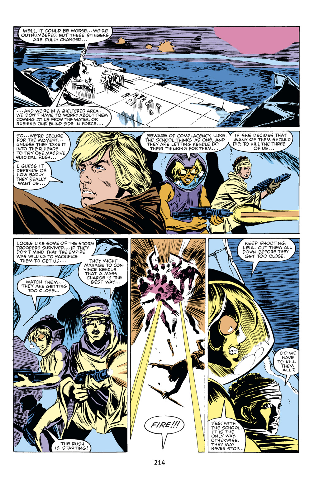 Read online Star Wars Omnibus comic -  Issue # Vol. 18 - 201
