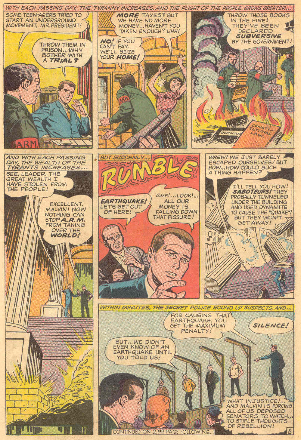 Read online Action Comics (1938) comic -  Issue #345 - 27