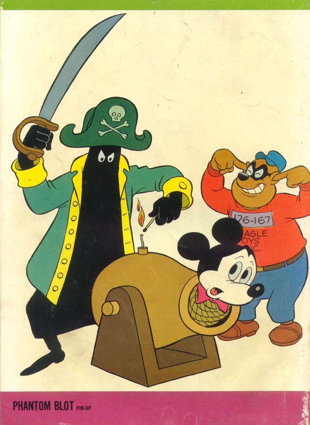Walt Disneys The Phantom Blot 6 Page 36