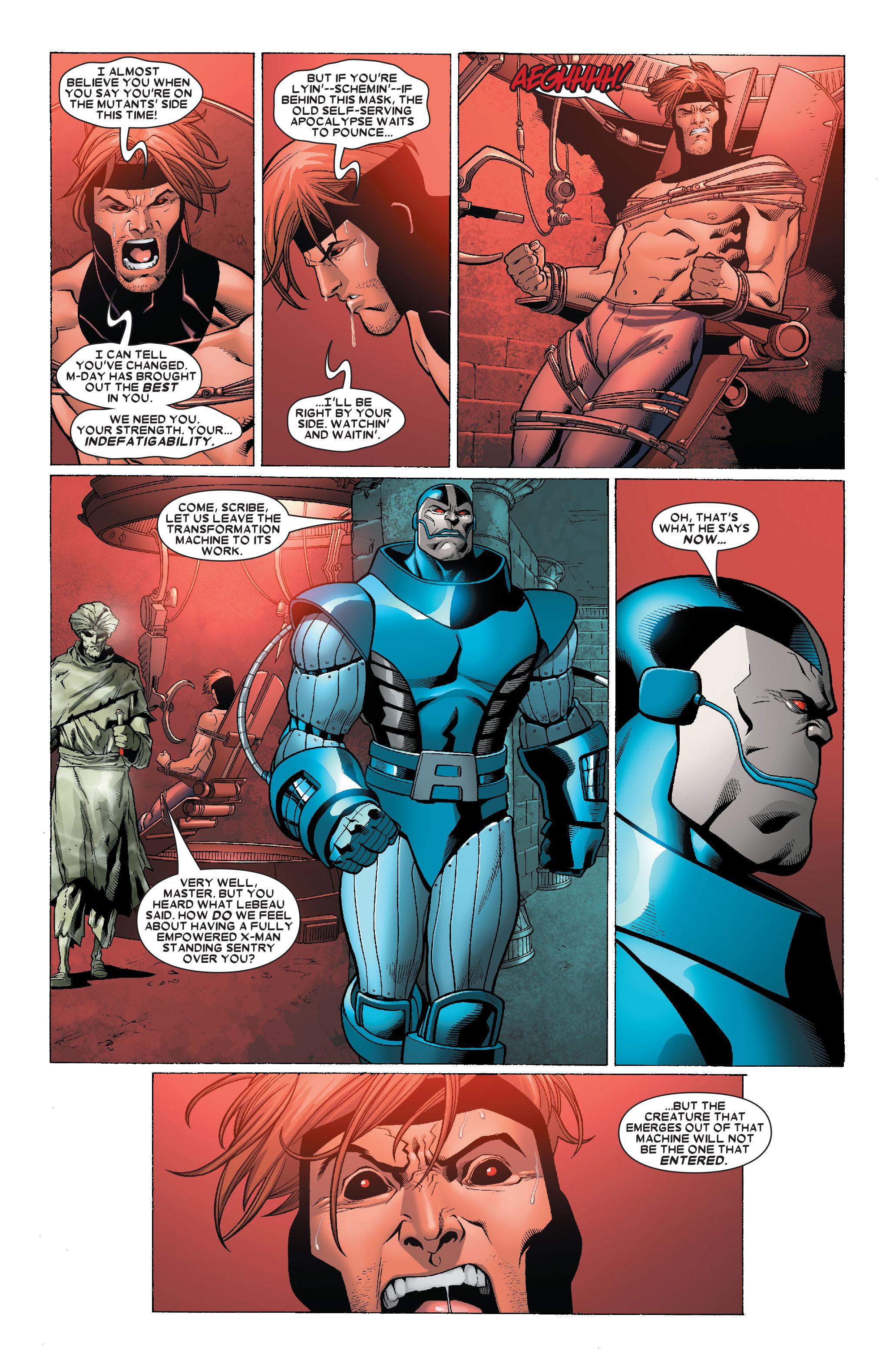 X-Men (1991) 184 Page 26