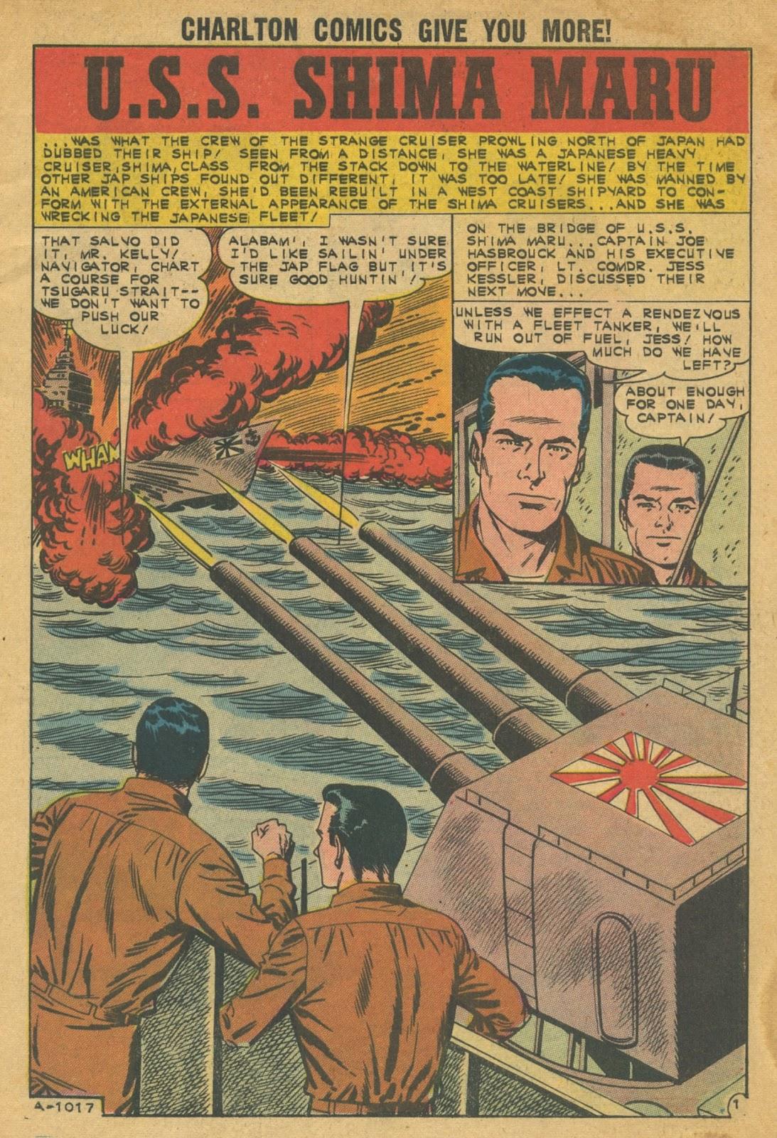 Read online Fightin' Navy comic -  Issue #103 - 3