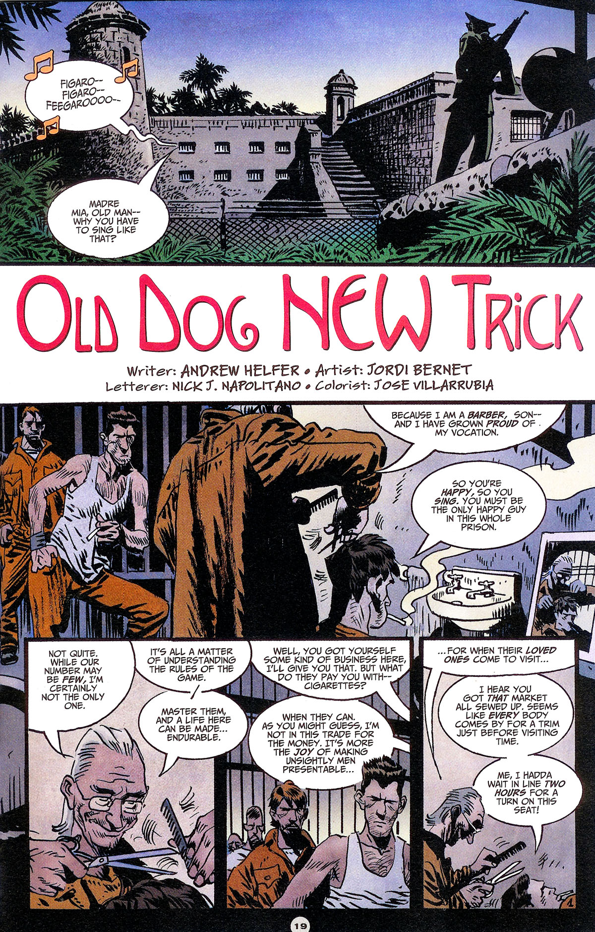 Read online Solo (2004) comic -  Issue #6 - 20