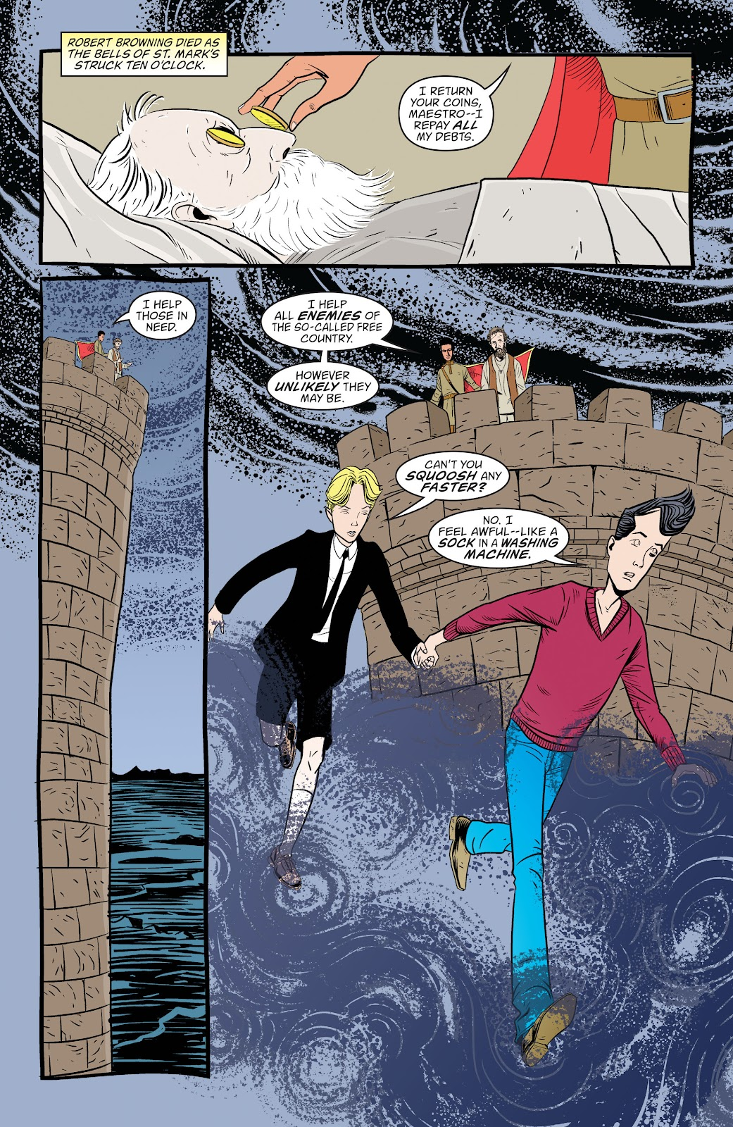 Read online The Children's Crusade comic -  Issue # _TPB (Part 1) - 92