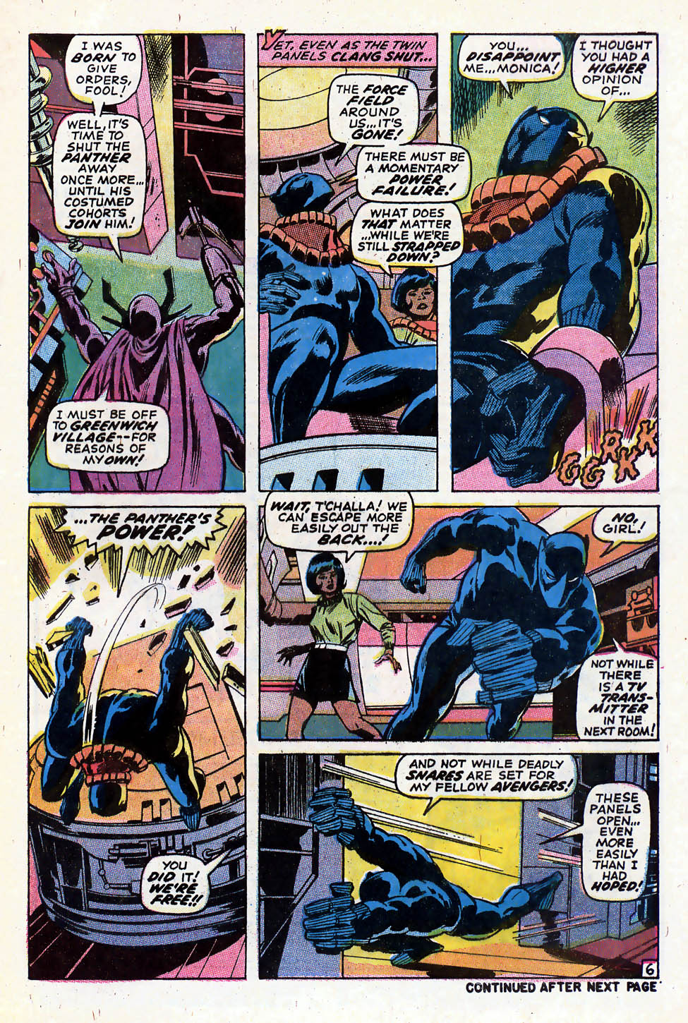 The Avengers (1963) 79 Page 6