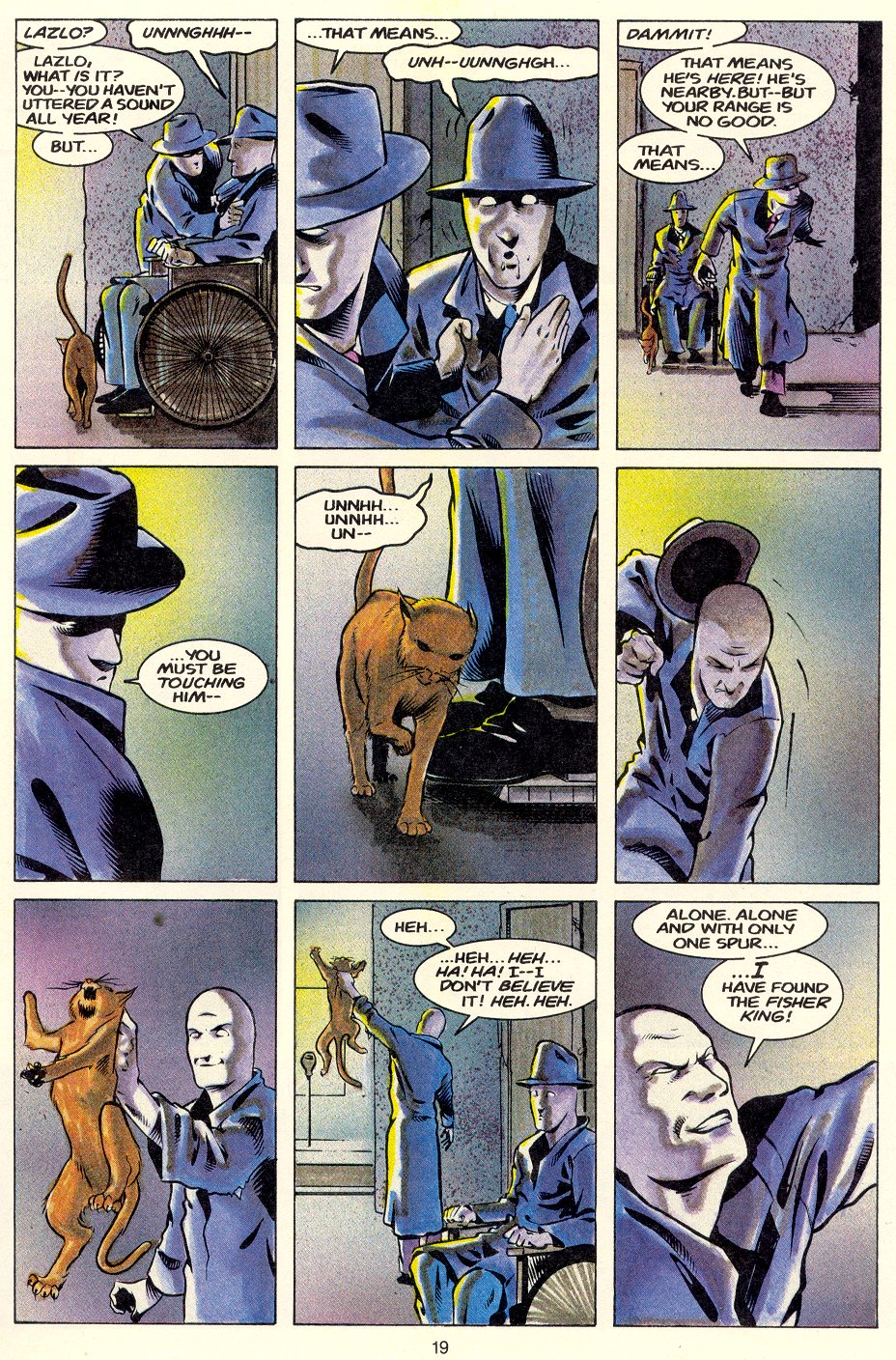 Read online Mage: The Hero Discovered comic -  Issue #15 - 21