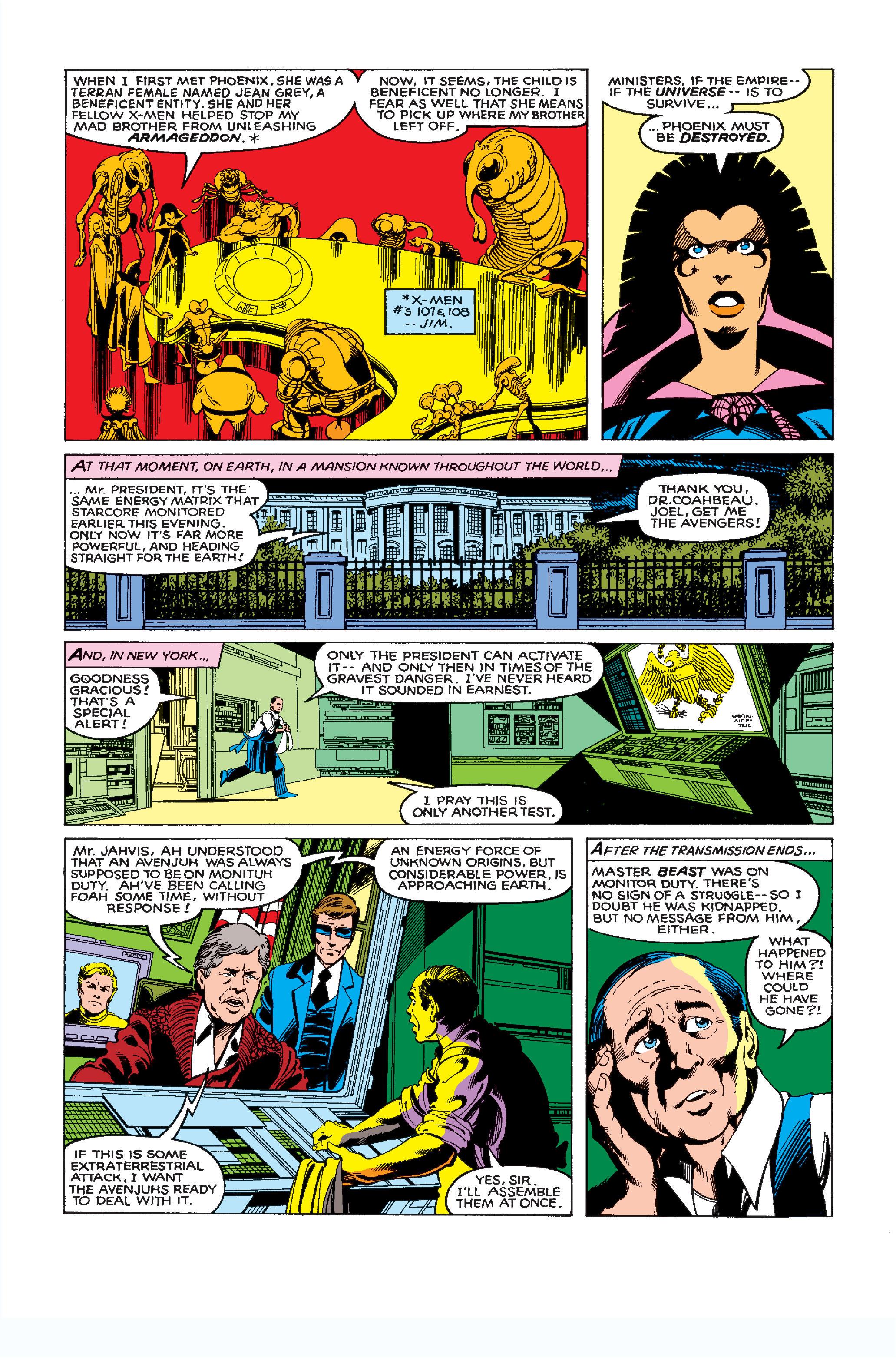 Read online Uncanny X-Men (1963) comic -  Issue #136 - 4