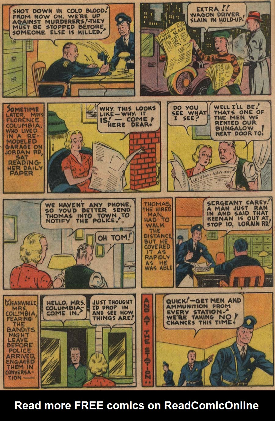 Blue Ribbon Comics (1939) issue 1 - Page 64