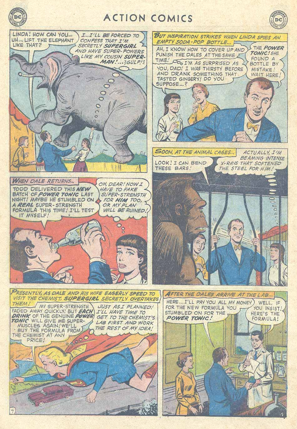 Action Comics (1938) 254 Page 31