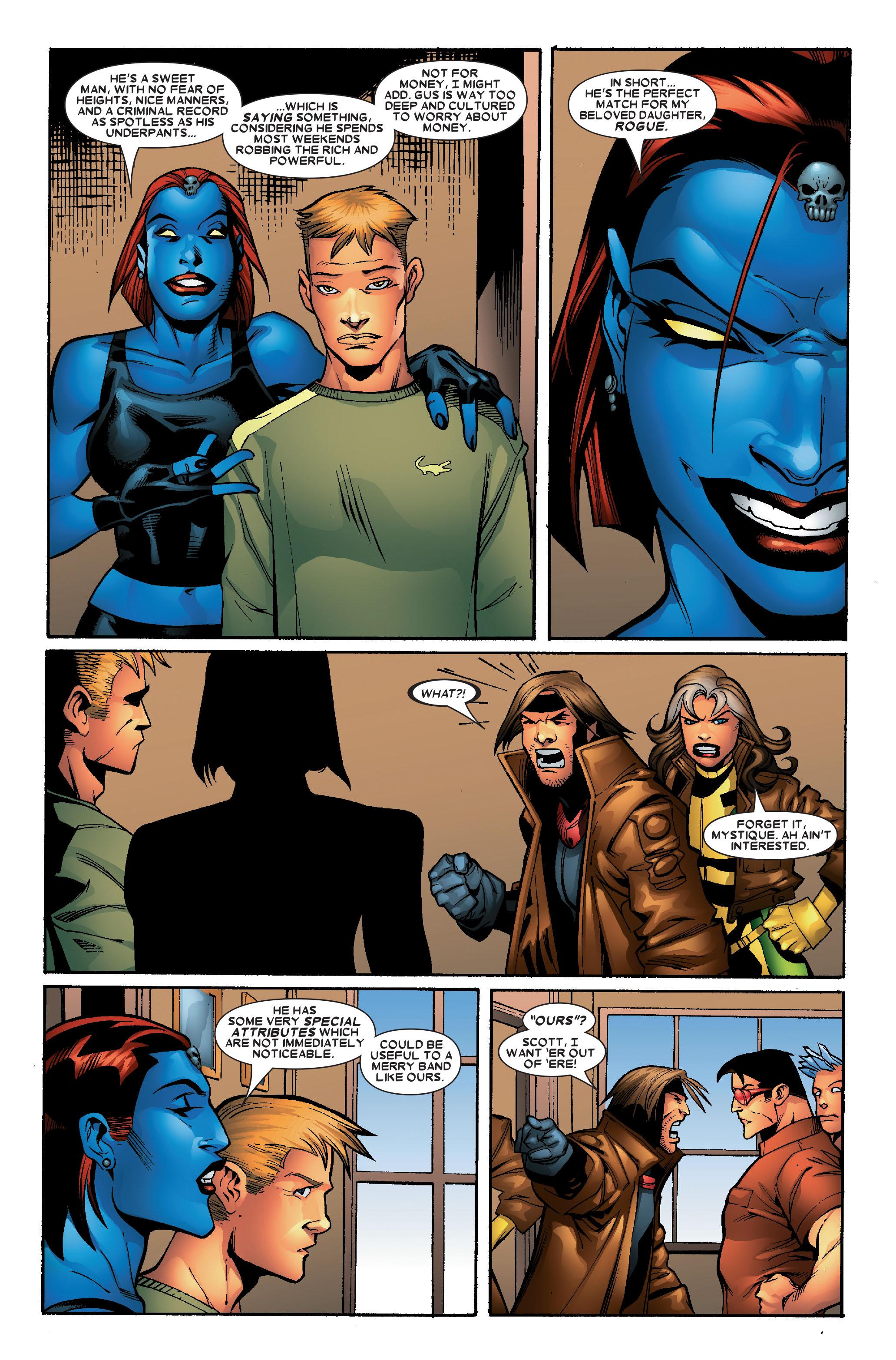 X-Men (1991) 181 Page 16