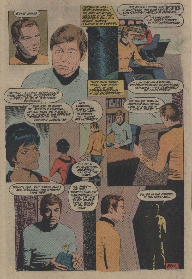 Star Trek (1984) #56 #59 - English 23