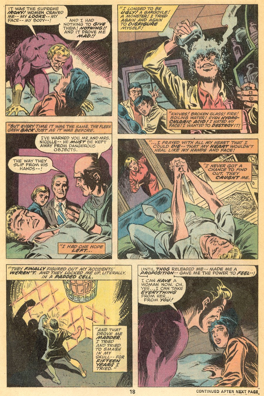 Man-Thing (1974) issue 21 - Page 13