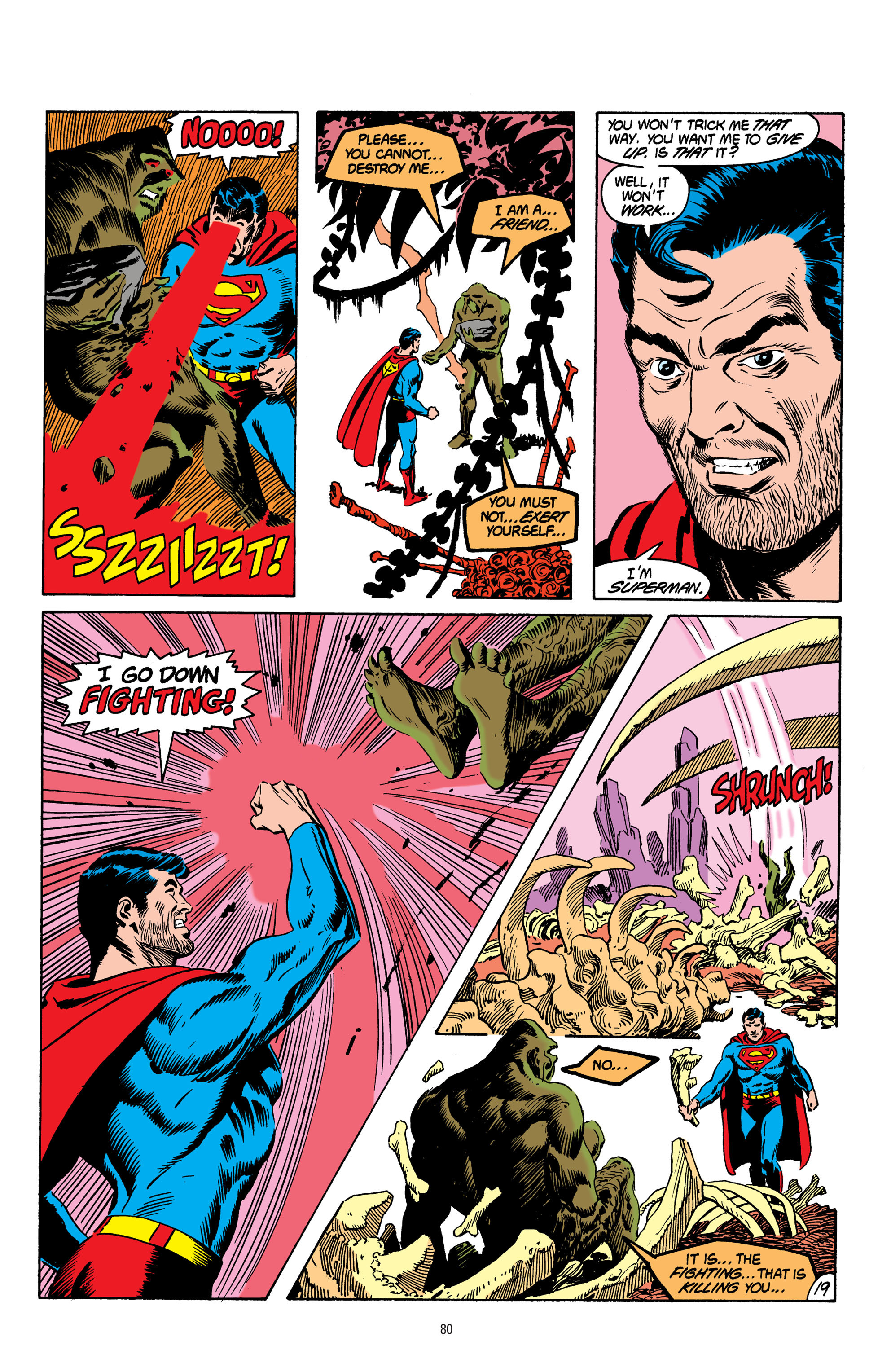Read online Superman: Whatever Happened to the Man of Tomorrow? comic -  Issue # TPB - 79