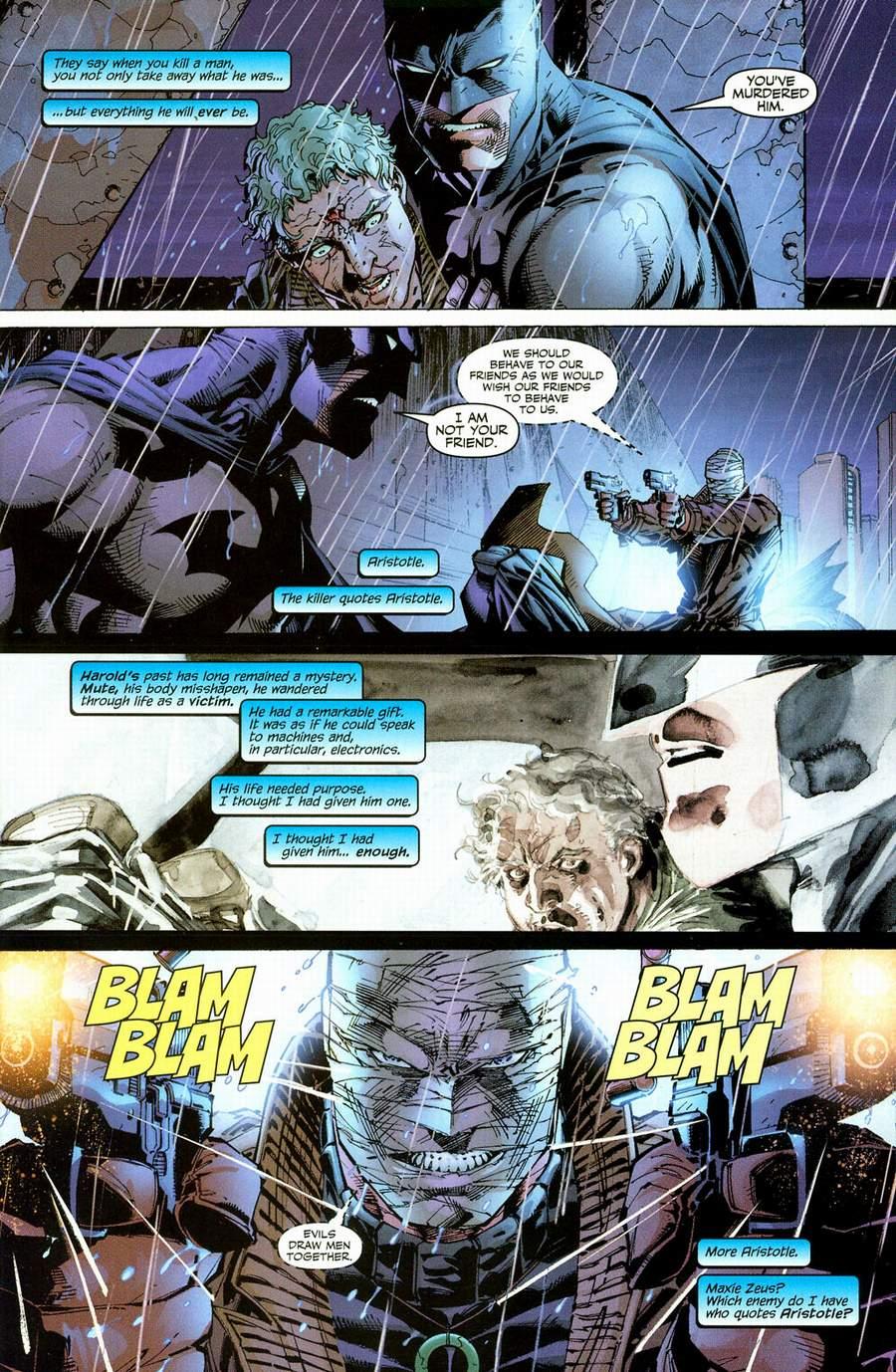 Read online Batman: Hush comic -  Issue #12 - 4