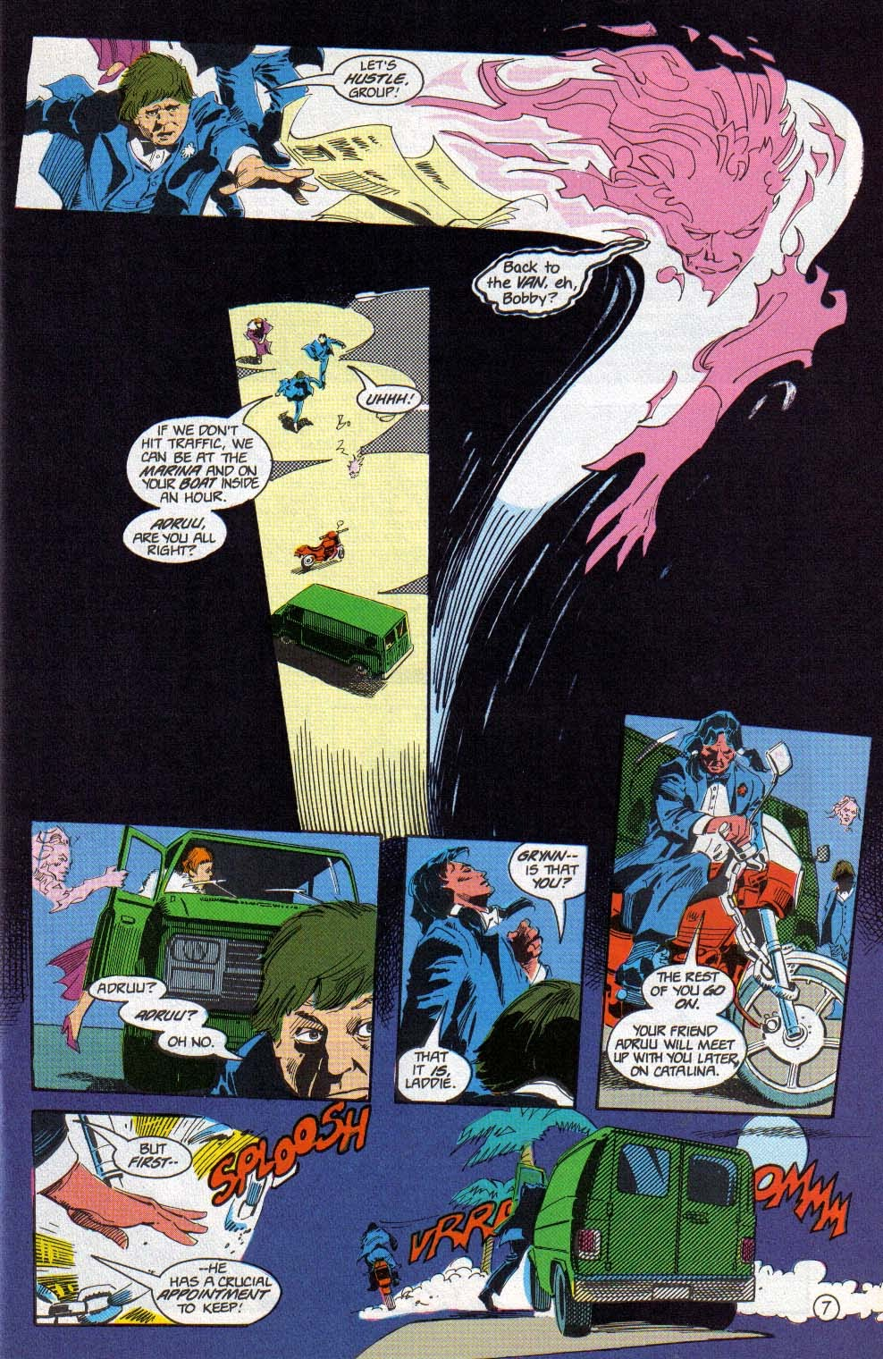 Silverblade issue 11 - Page 7