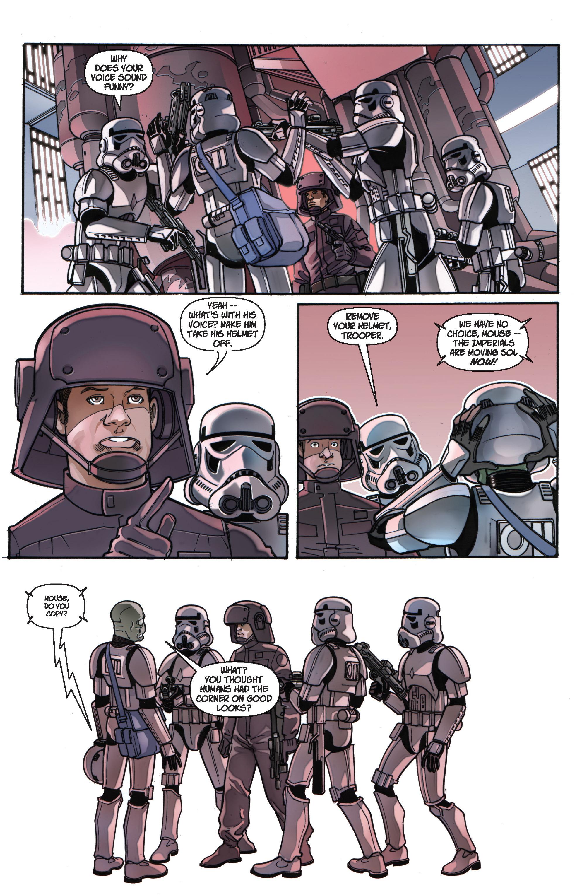 Read online Star Wars Omnibus comic -  Issue # Vol. 22 - 283