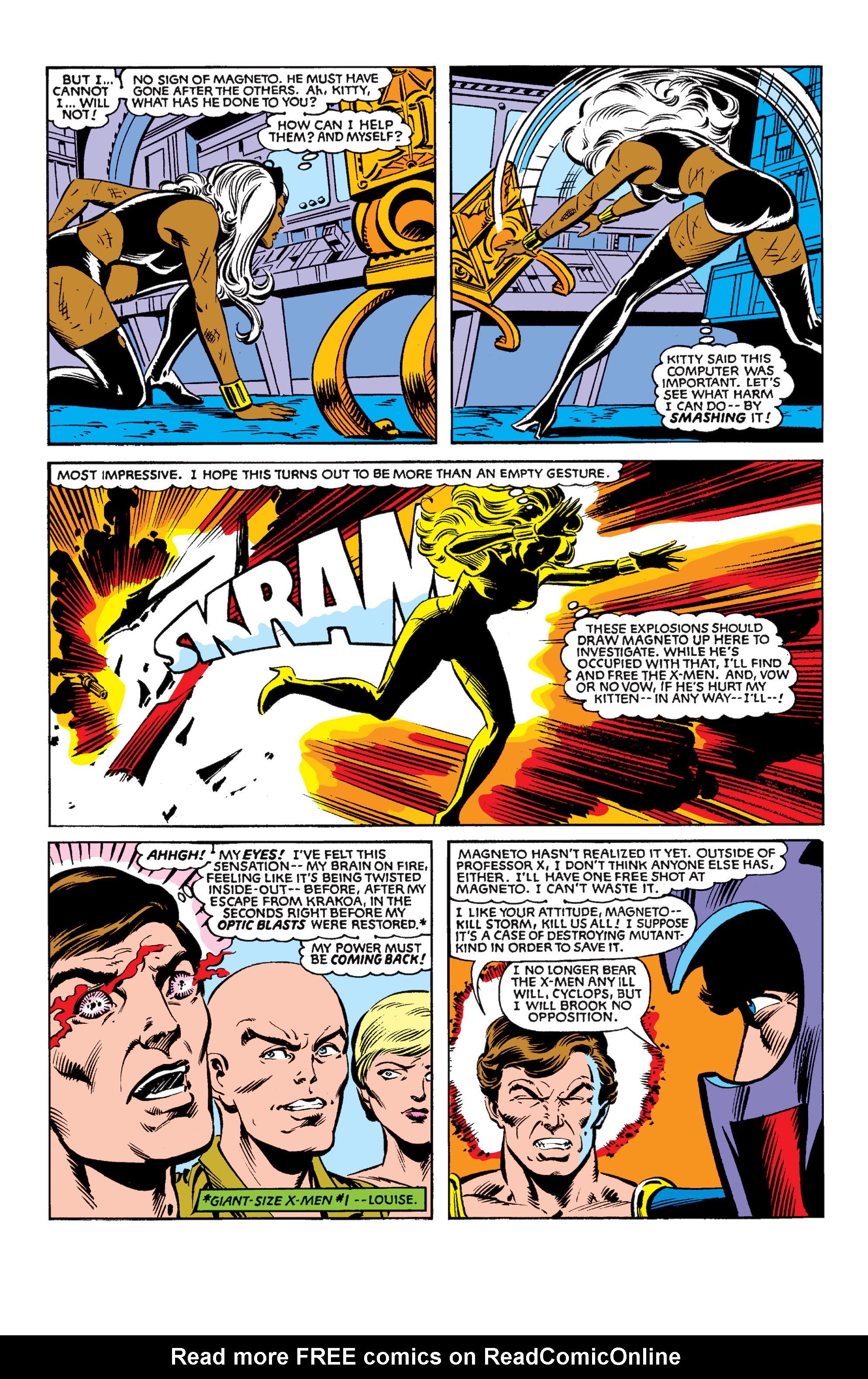 Read online Uncanny X-Men (1963) comic -  Issue #150 - 29