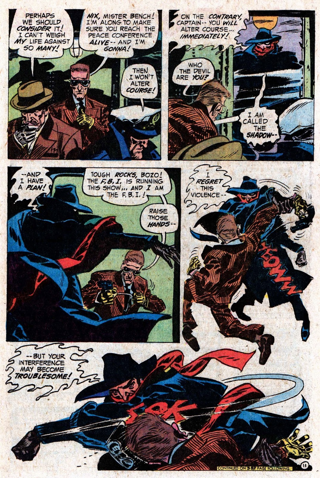 The Shadow (1973) issue 5 - Page 17