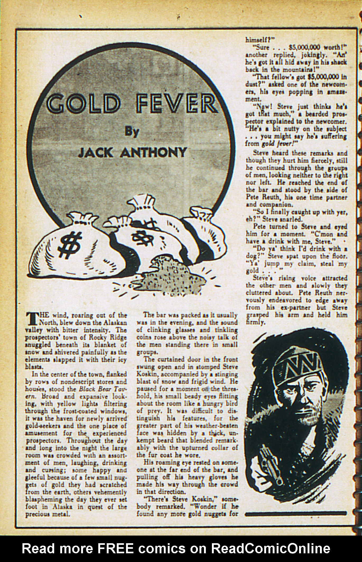 Read online Adventure Comics (1938) comic -  Issue #29 - 37
