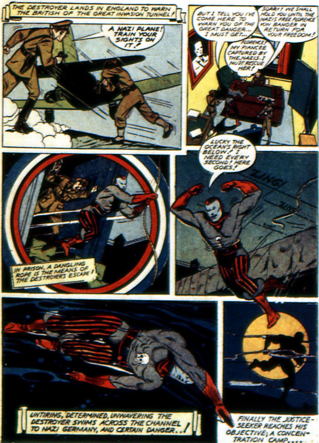 Read online All-Winners Comics comic -  Issue #3 - 62