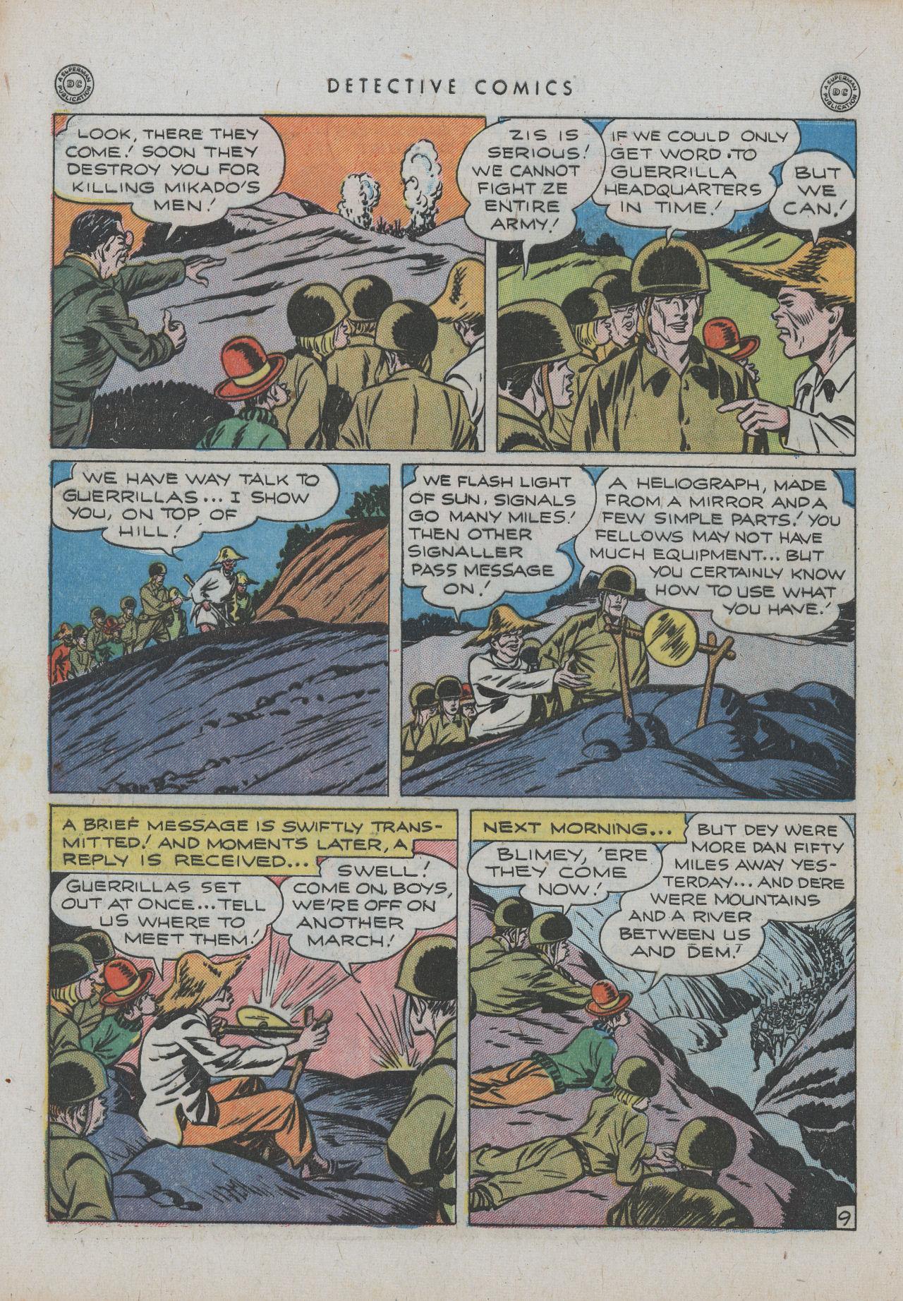 Read online Detective Comics (1937) comic -  Issue #99 - 41