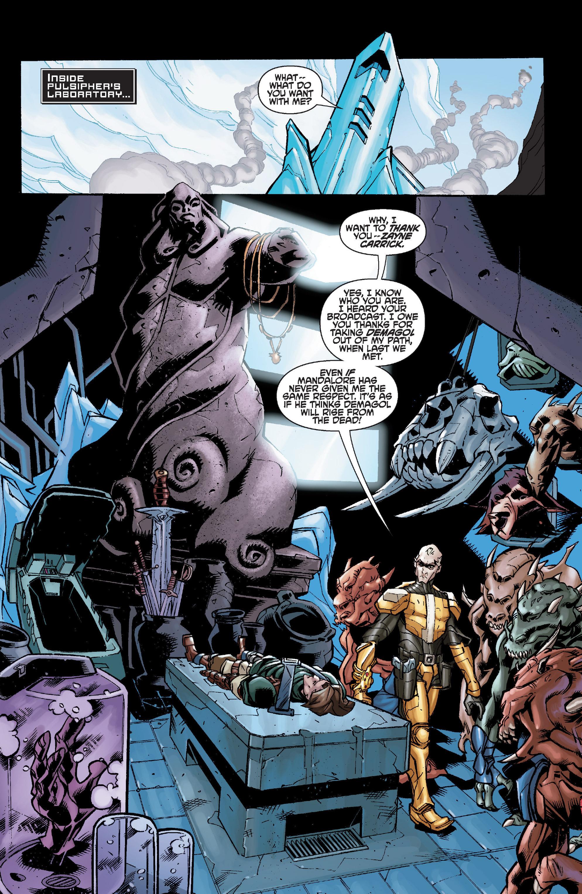 Read online Star Wars Omnibus comic -  Issue # Vol. 32 - 203
