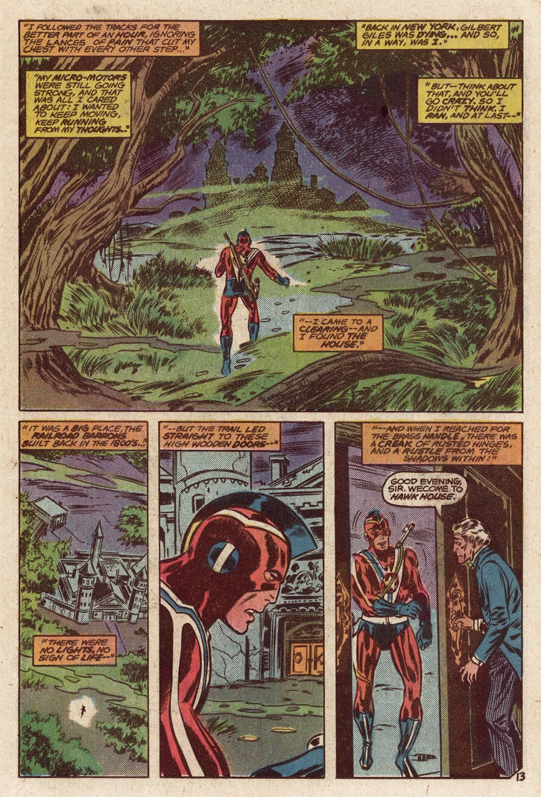 Steel, The Indestructible Man issue 5 - Page 19