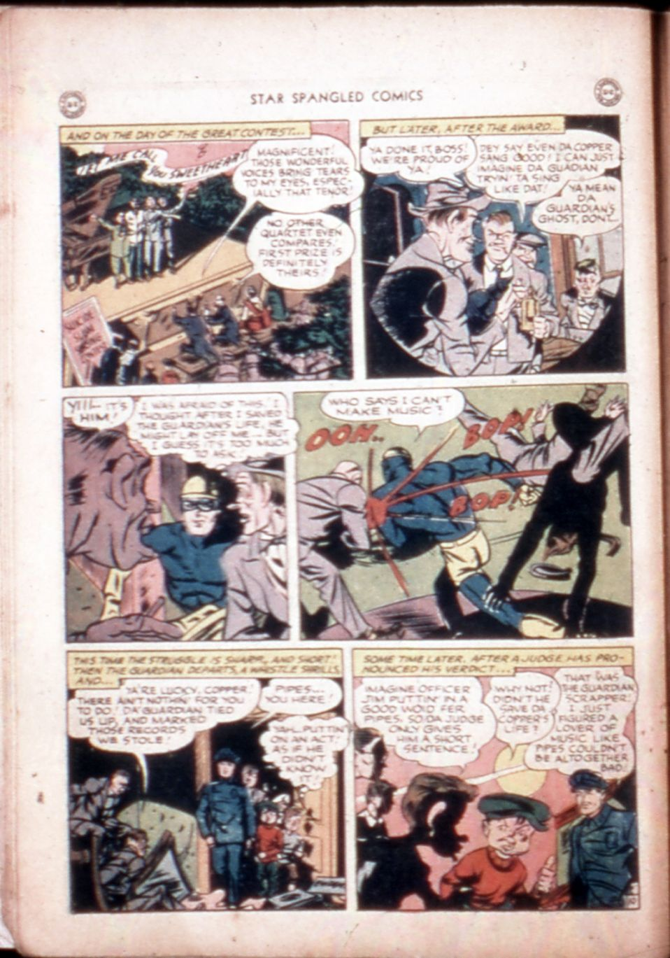 Star Spangled Comics (1941) issue 43 - Page 12