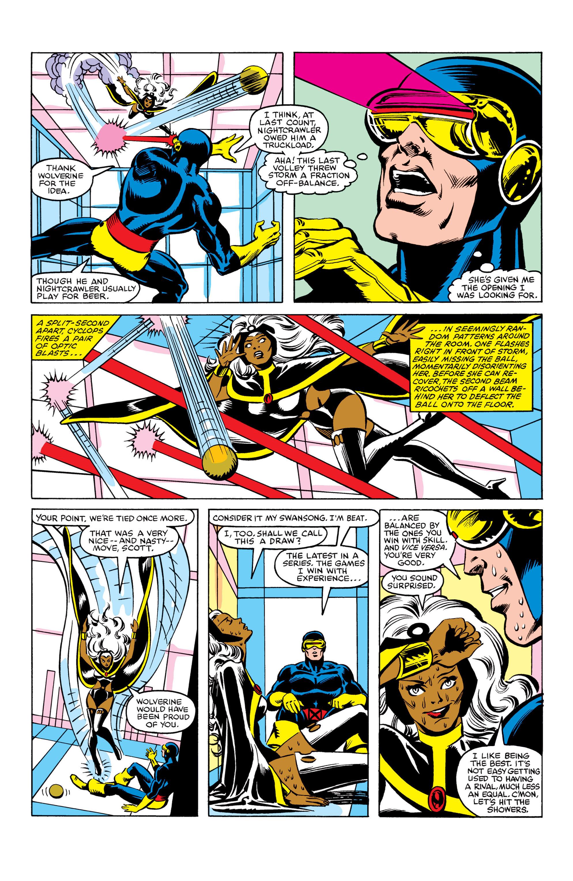 Read online Uncanny X-Men (1963) comic -  Issue #154 - 4