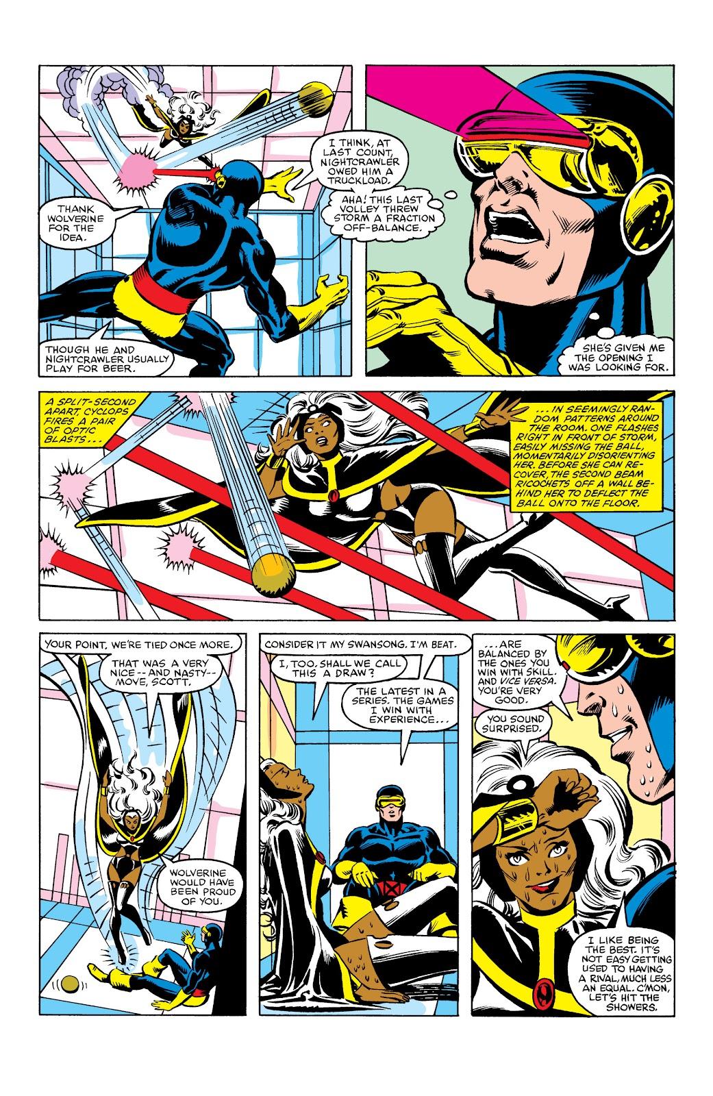 Uncanny X-Men (1963) issue 154 - Page 4