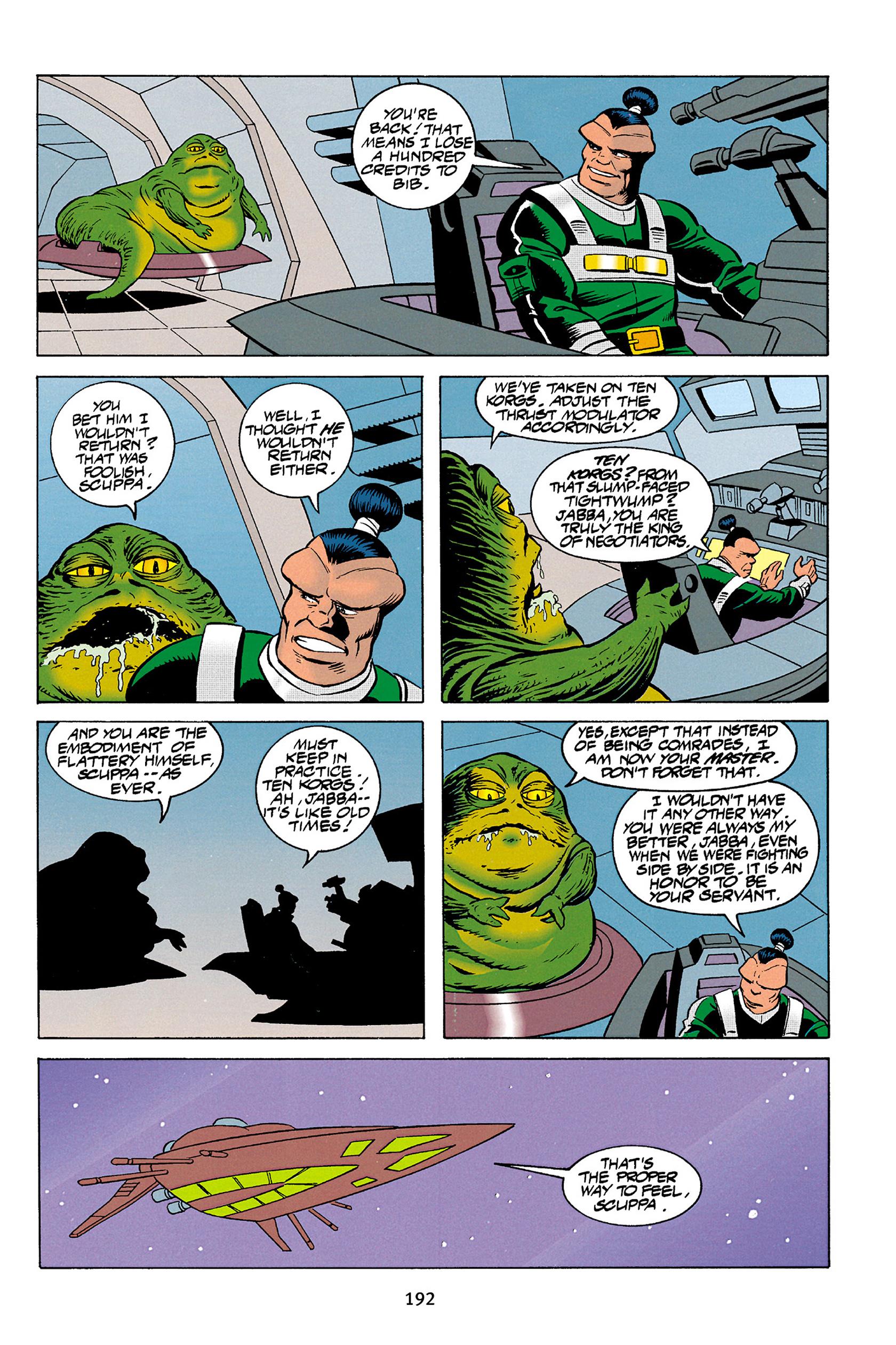 Read online Star Wars Omnibus comic -  Issue # Vol. 30 - 189