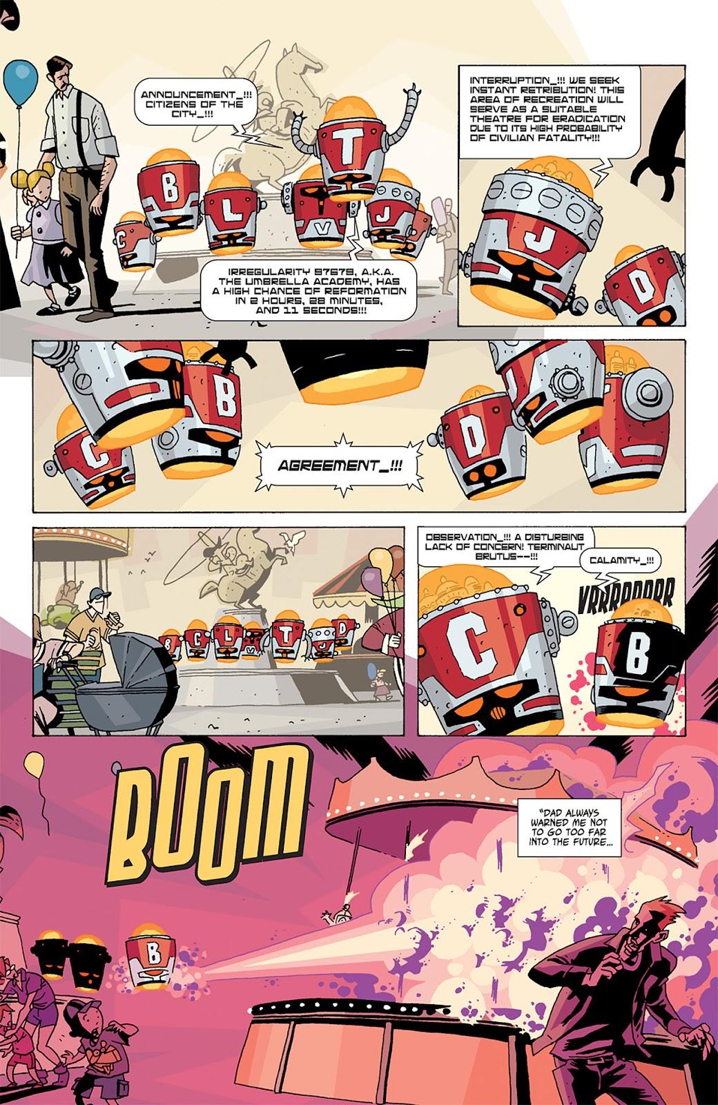 The Umbrella Academy: Apocalypse Suite issue 2 - Page 6