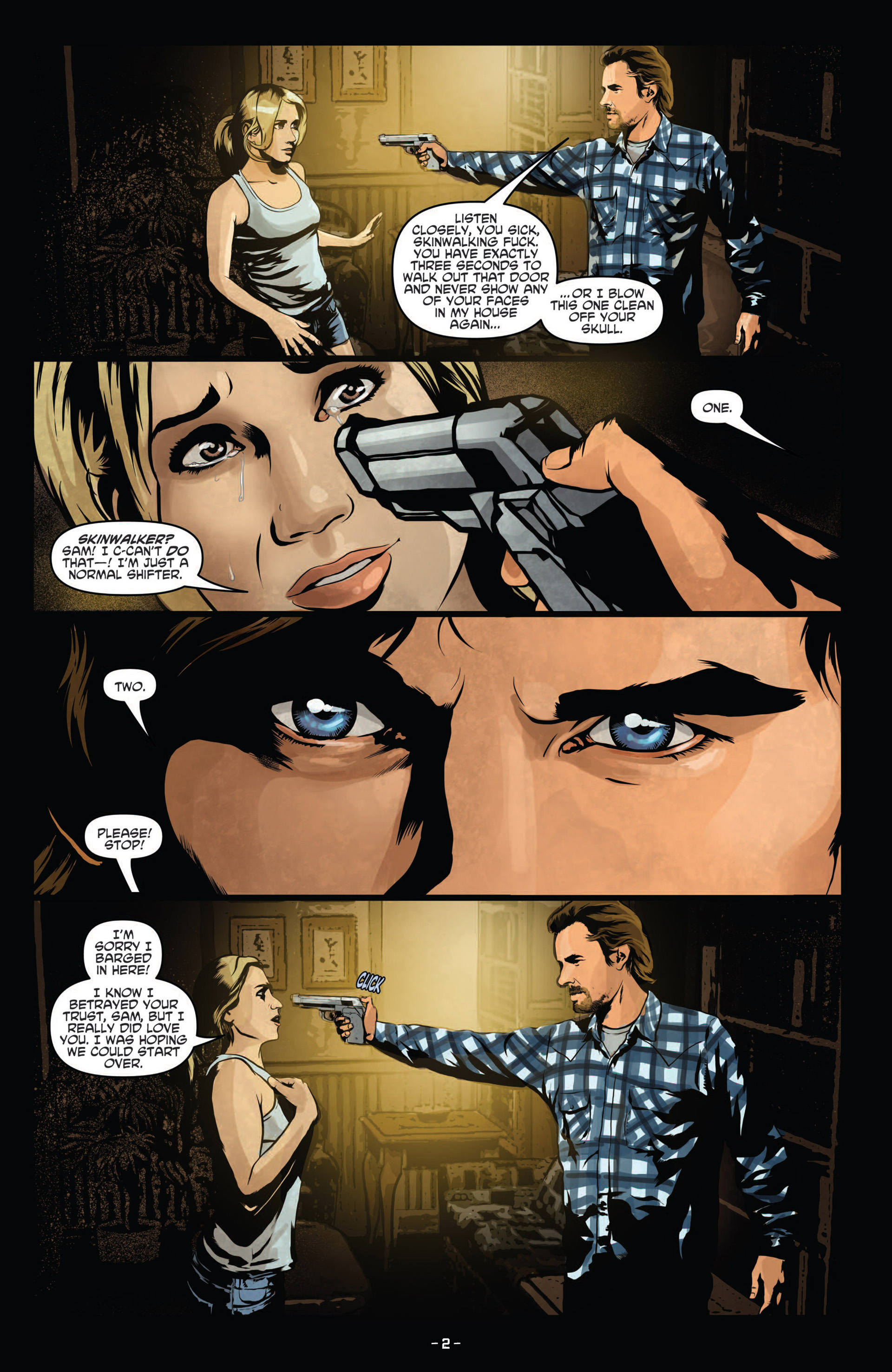Read online True Blood (2012) comic -  Issue #12 - 4