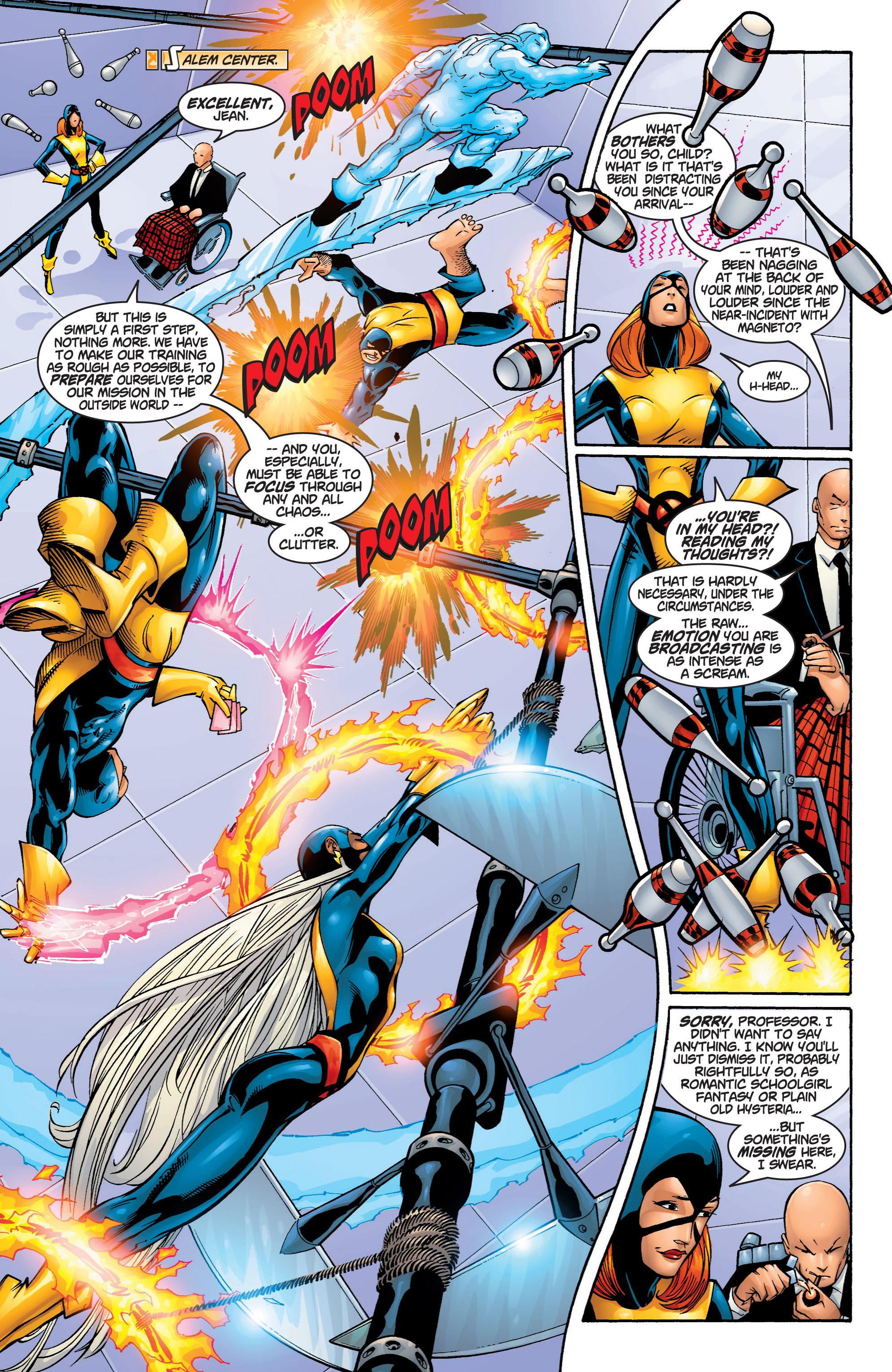 Read online Uncanny X-Men (1963) comic -  Issue #378 - 10