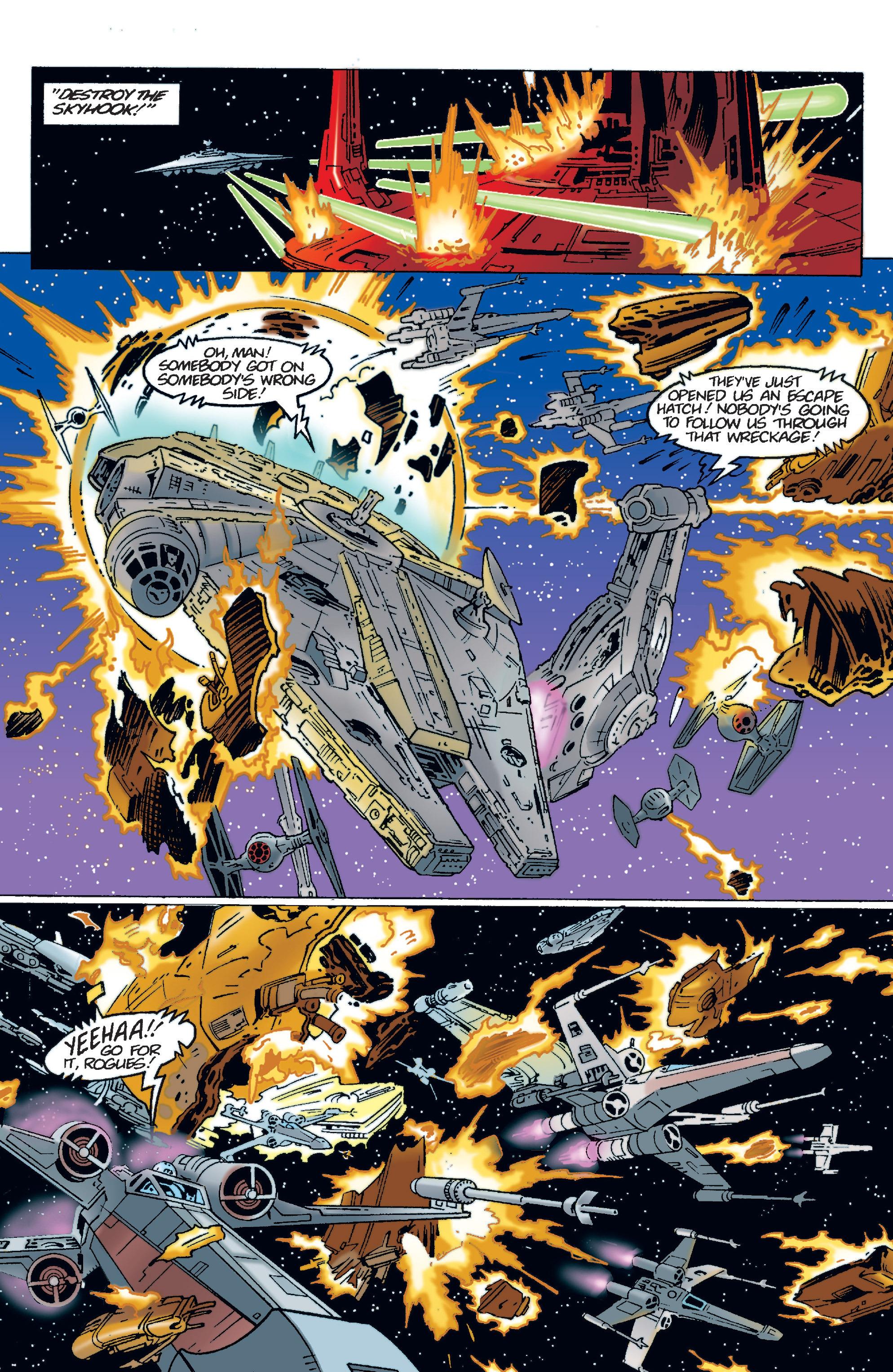 Read online Star Wars Omnibus comic -  Issue # Vol. 11 - 145