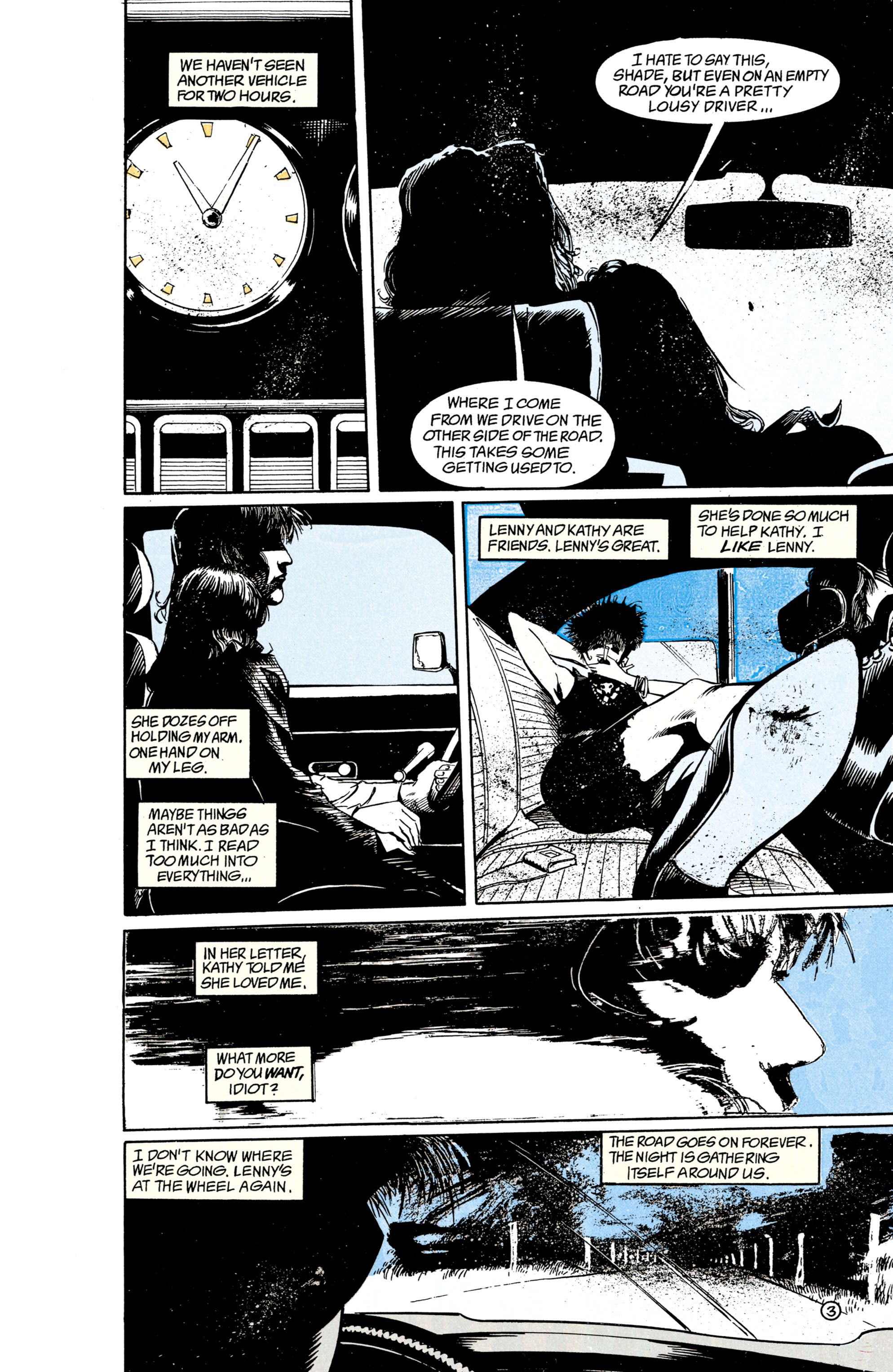 Read online Shade, the Changing Man comic -  Issue #21 - 4