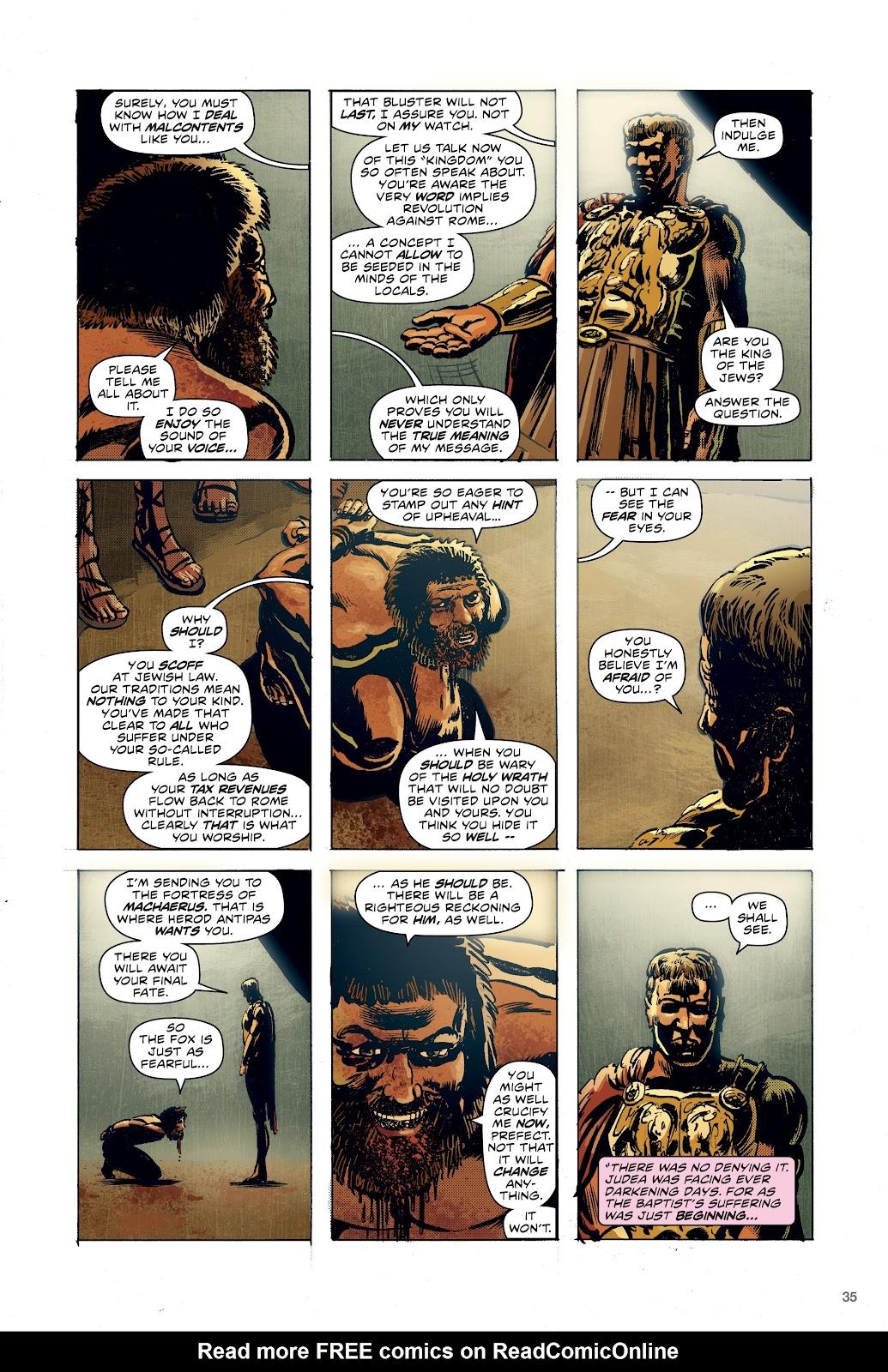 Read online Jesusfreak comic -  Issue # Full - 31