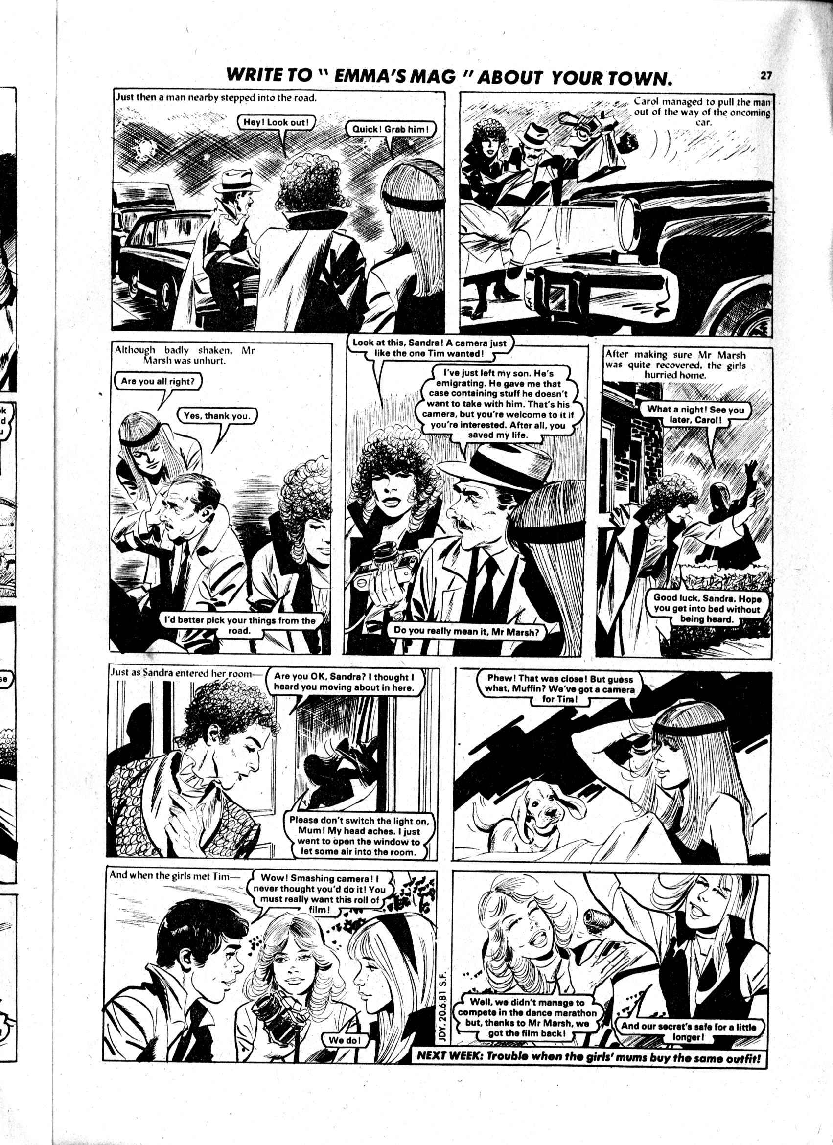Read online Judy comic -  Issue #1119 - 27