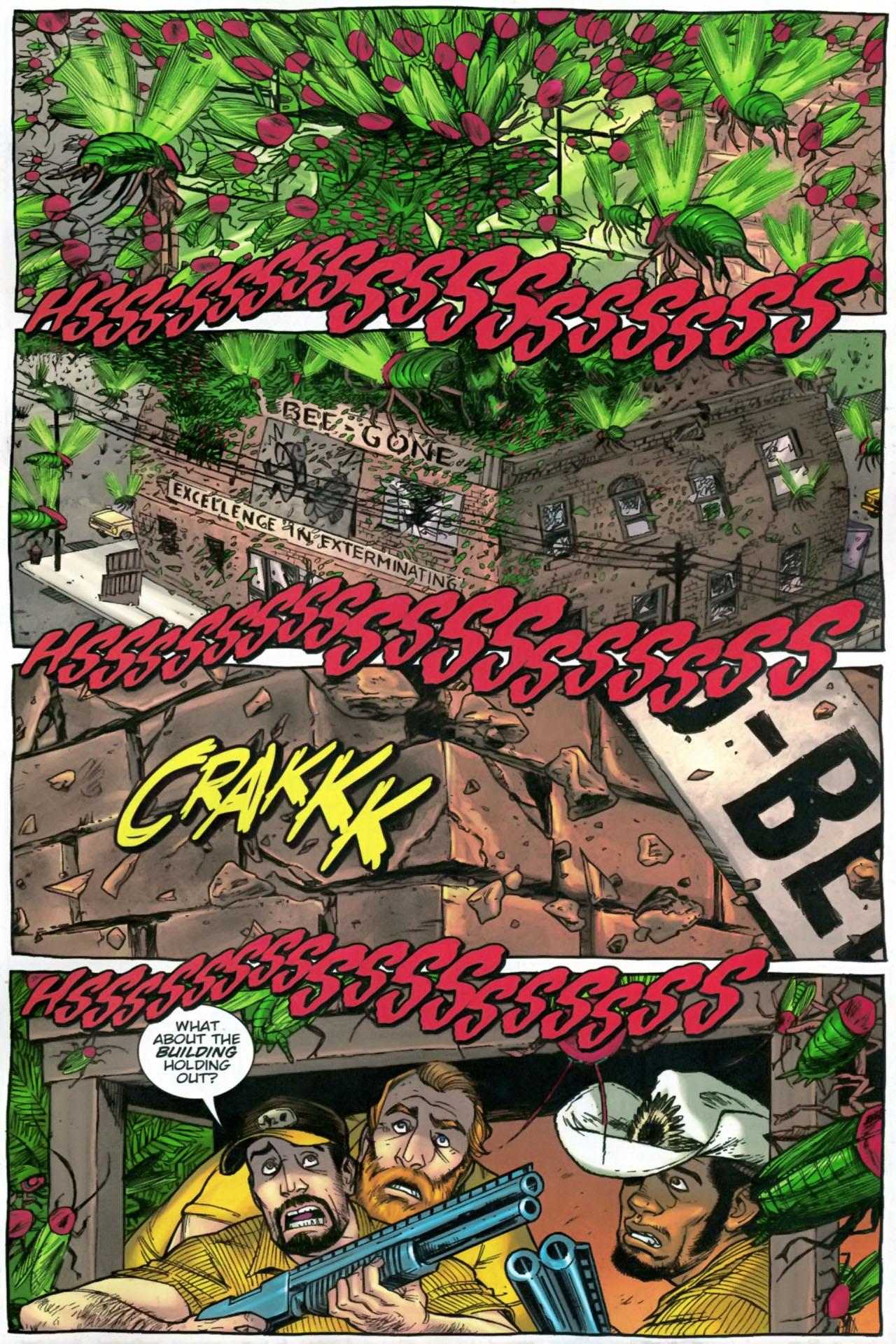 Read online The Exterminators comic -  Issue #28 - 21