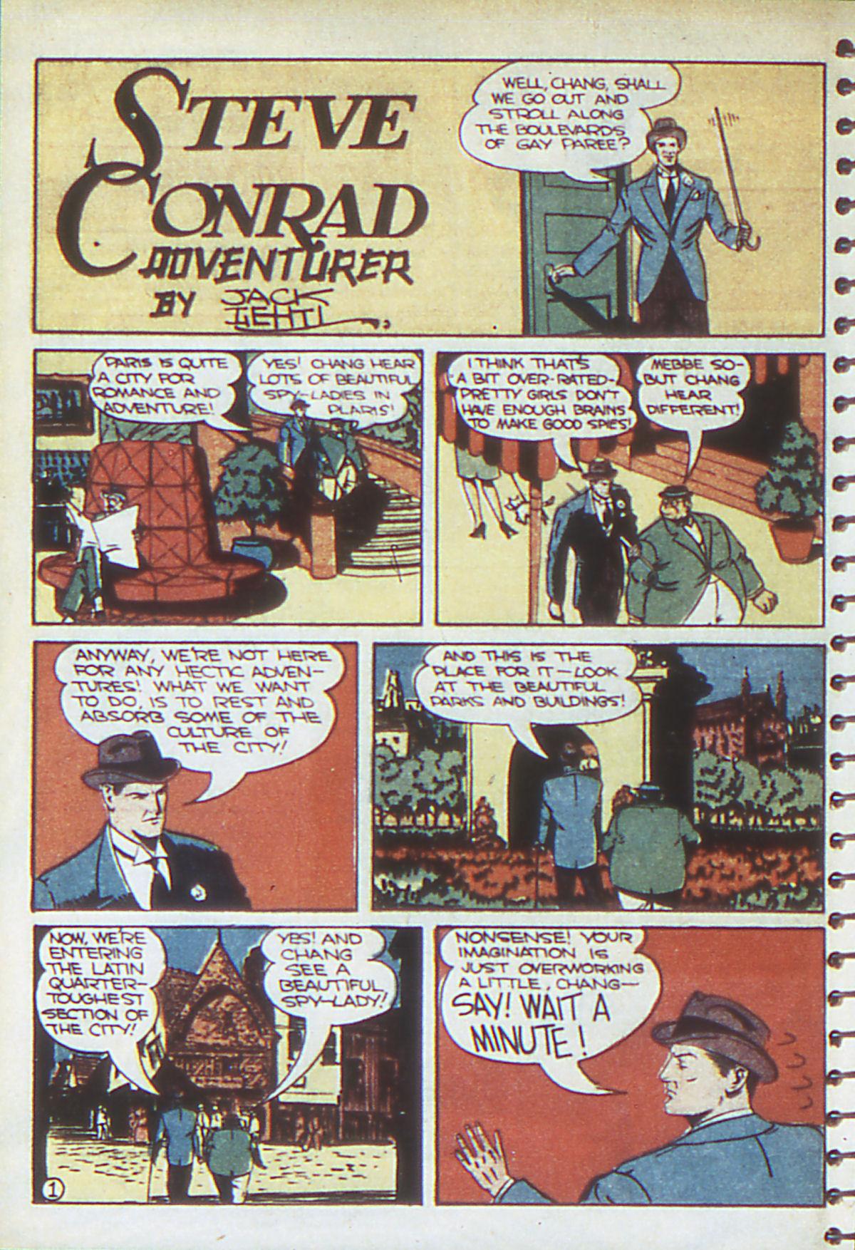 Read online Adventure Comics (1938) comic -  Issue #54 - 49