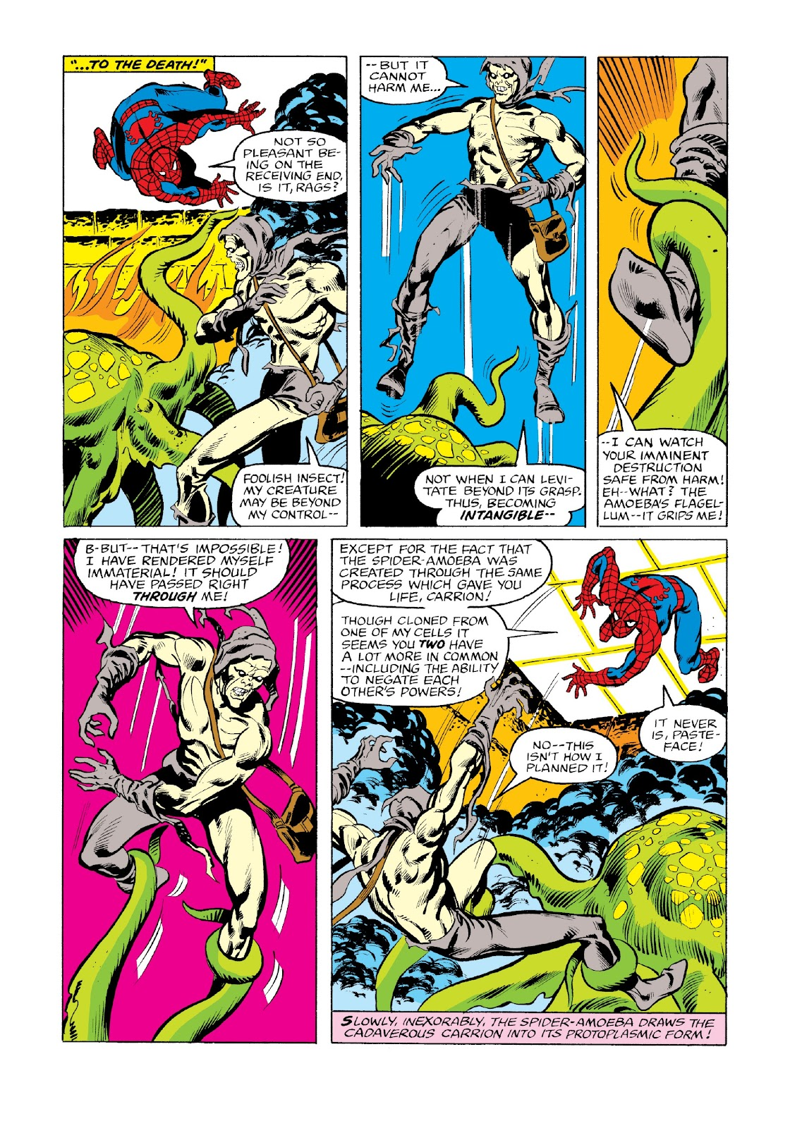 Read online Marvel Masterworks: The Spectacular Spider-Man comic -  Issue # TPB 2 (Part 3) - 95